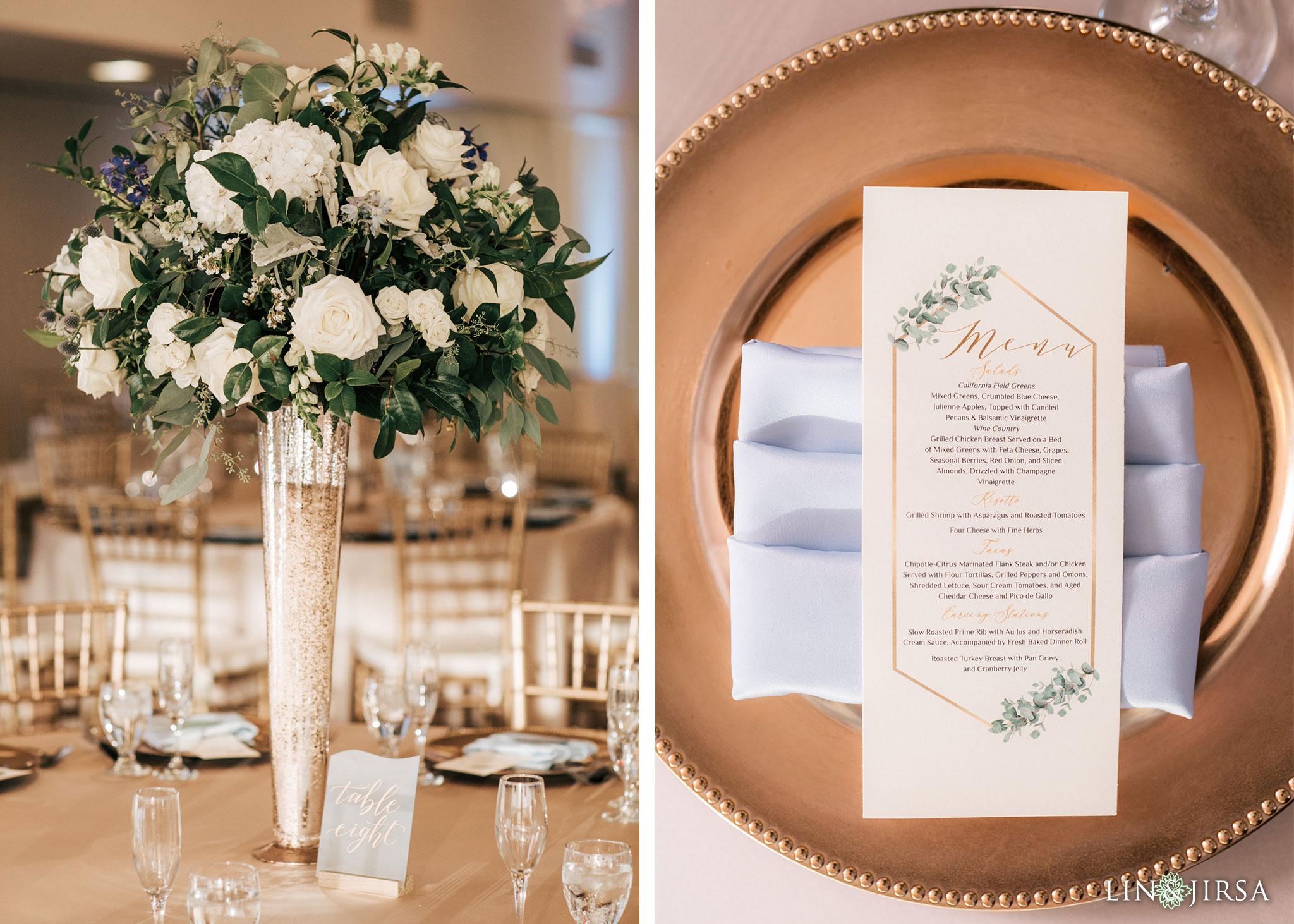 036 los verdes golf course wedding reception photography