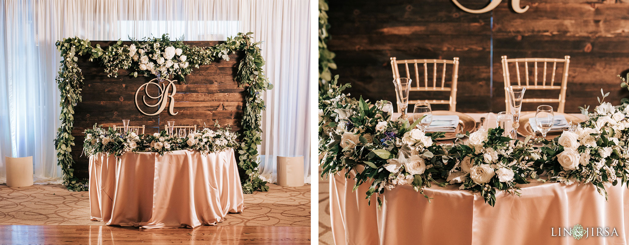 038 los verdes golf course wedding reception photography