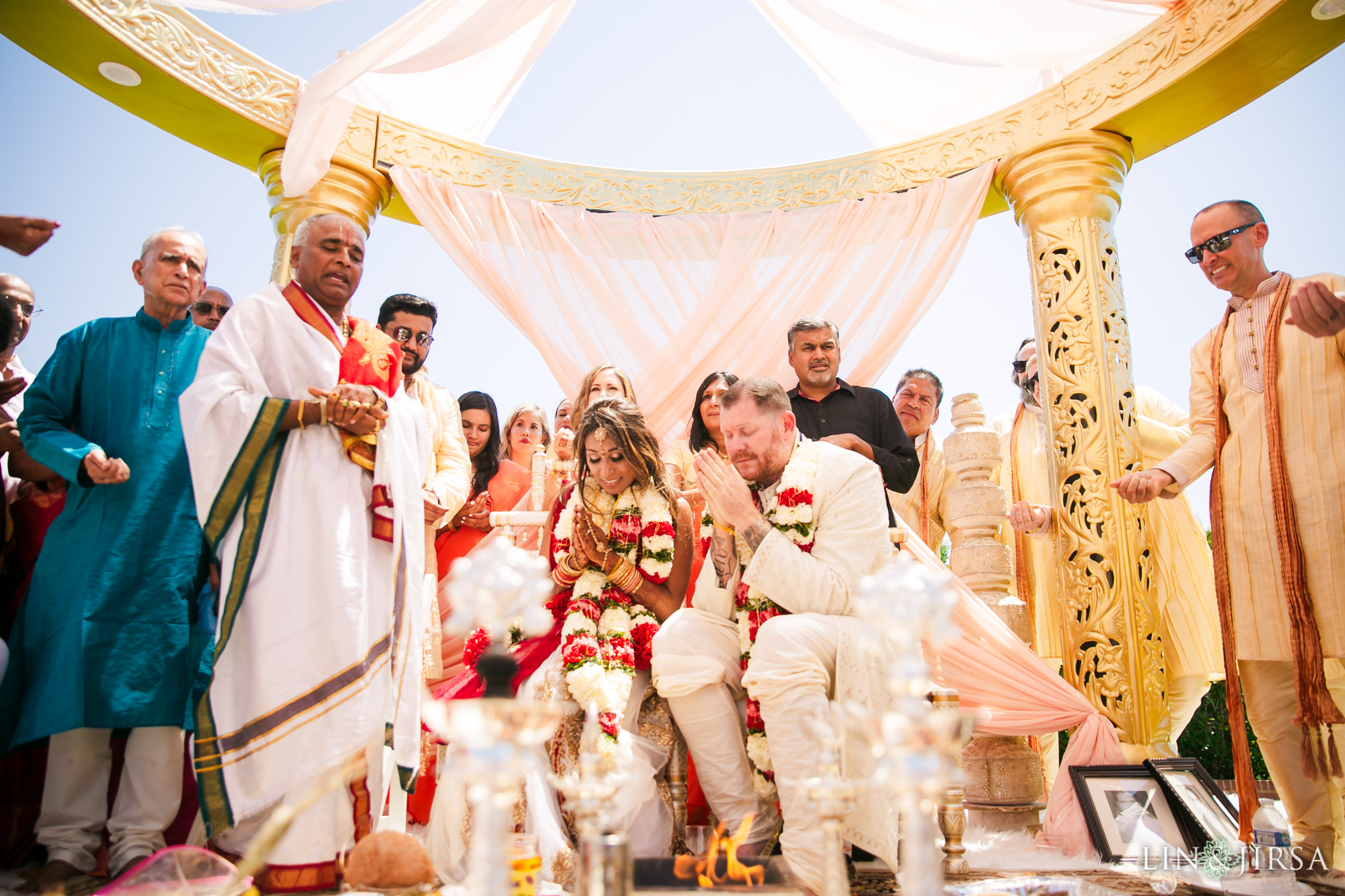 038 sherwood country club indian wedding ceremony photography