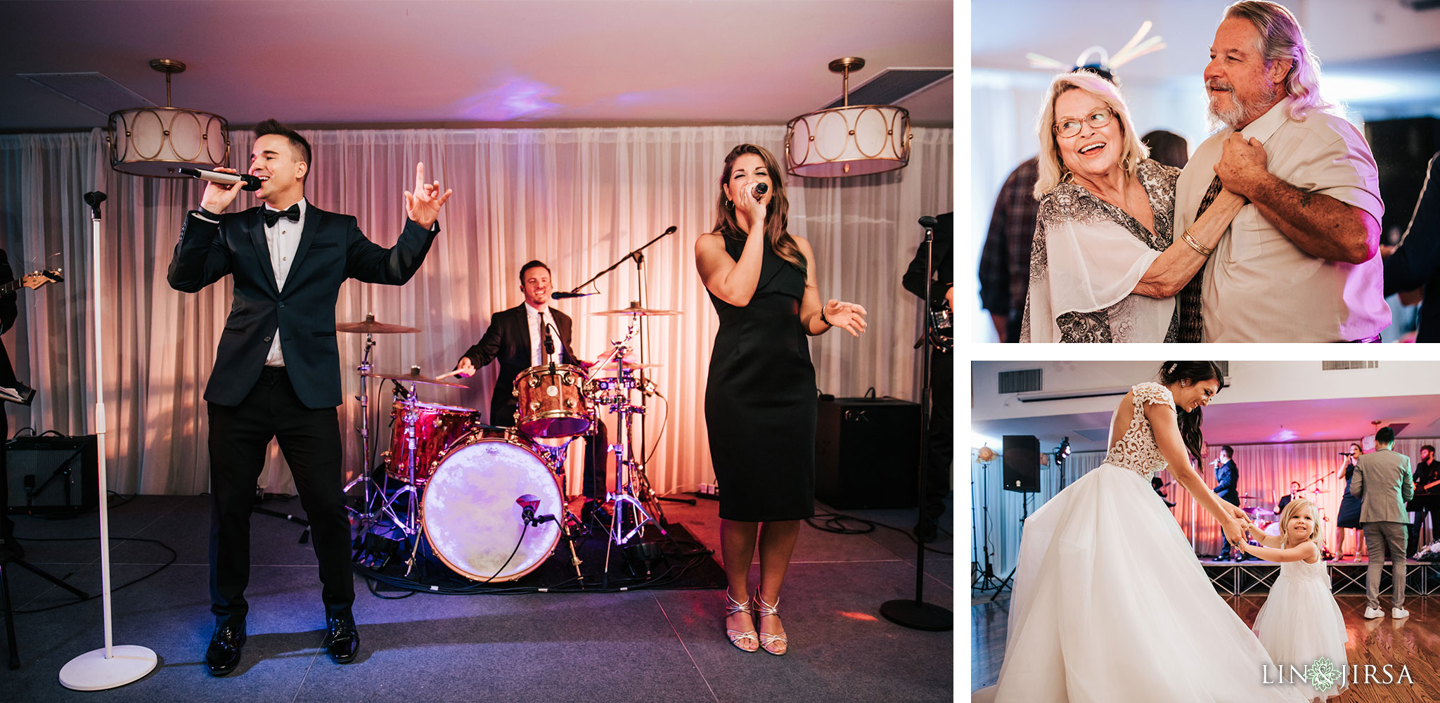 044 los verdes golf course wedding reception photography