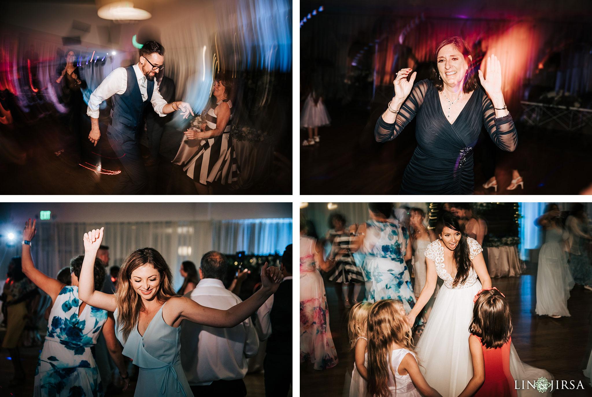 045 los verdes golf course wedding reception photography
