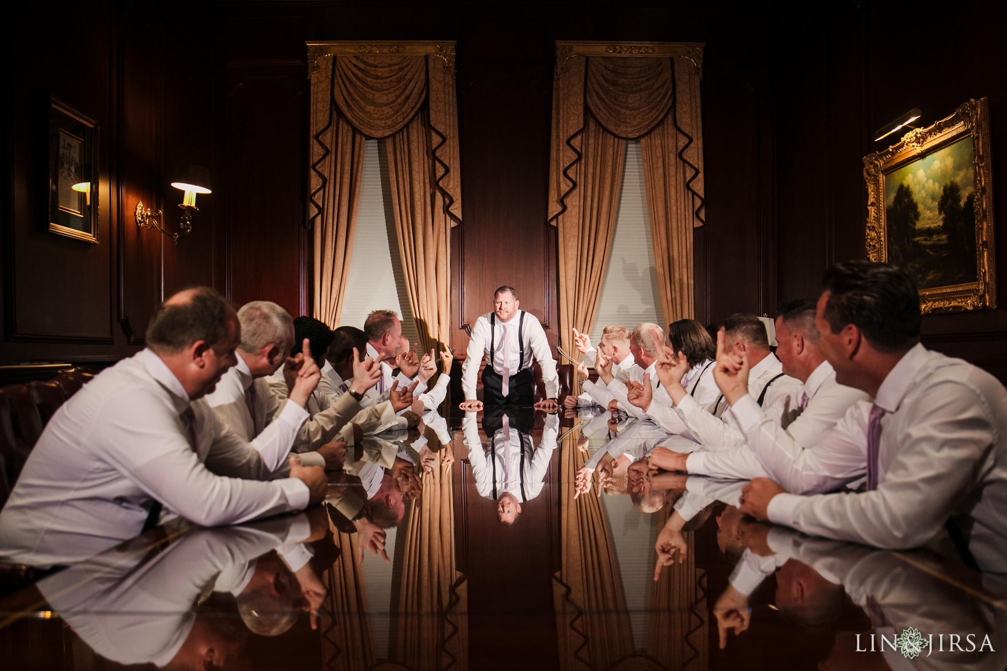 045 sherwood country club indian groomsmen wedding photography