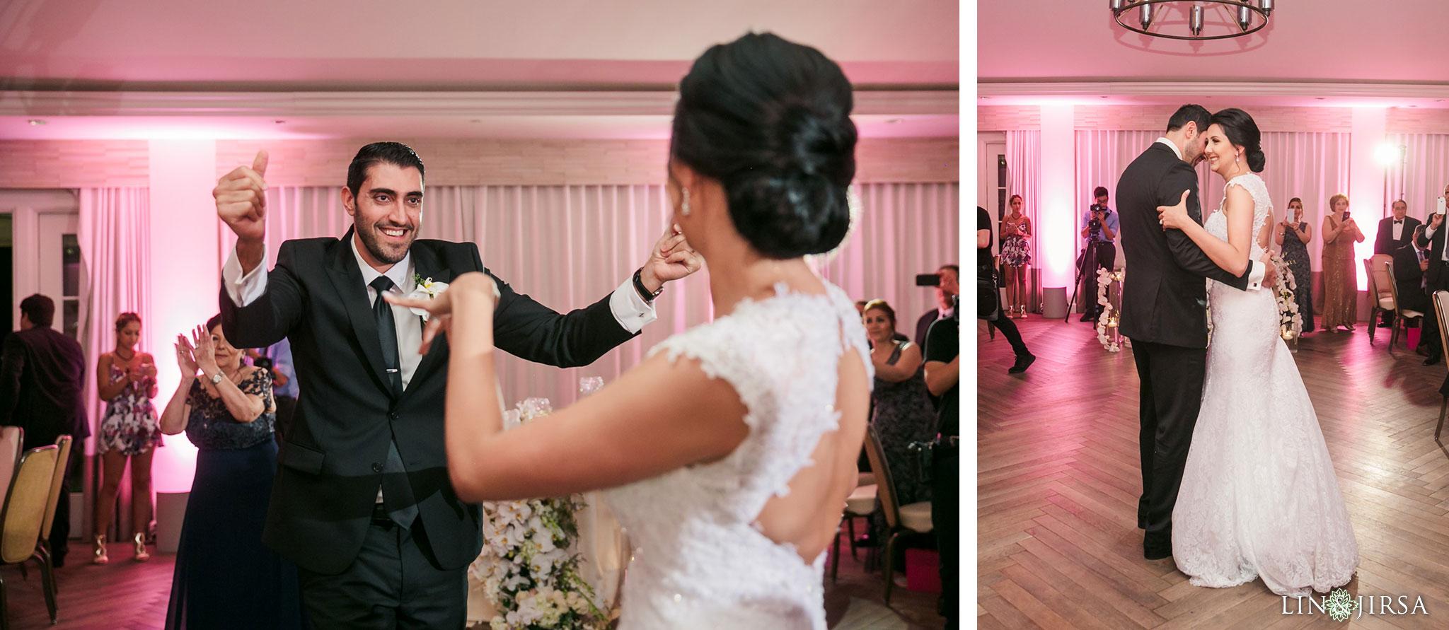 046 estancia la jolla hotel spa persian wedding reception photography