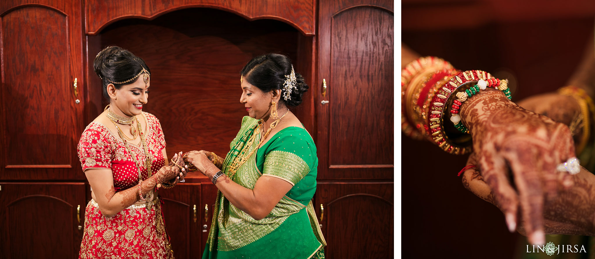 BAPS Shri Swaminarayan Mandir Chino Hills Indian Wedding