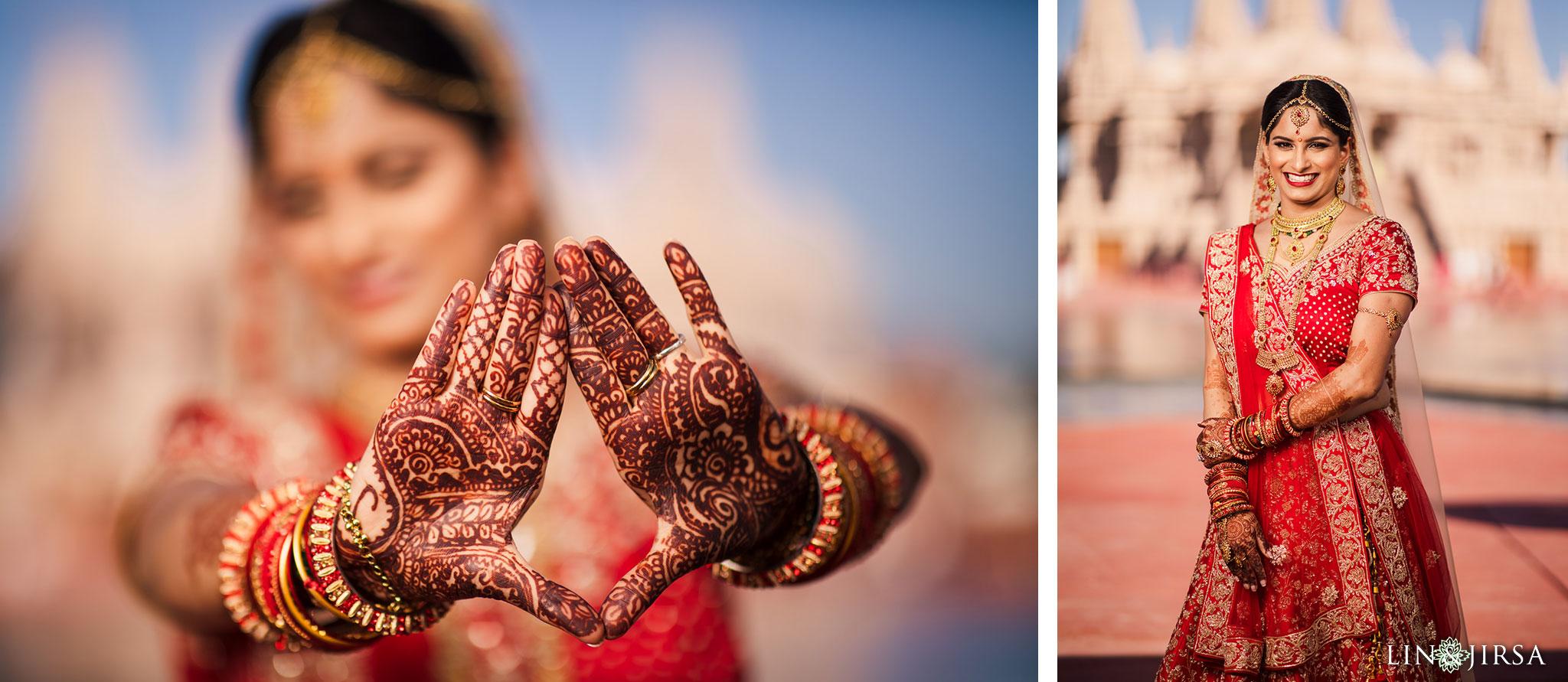 066 BAPS Swaminarayan Sanstha Chino Hills Indian Wedding Photography