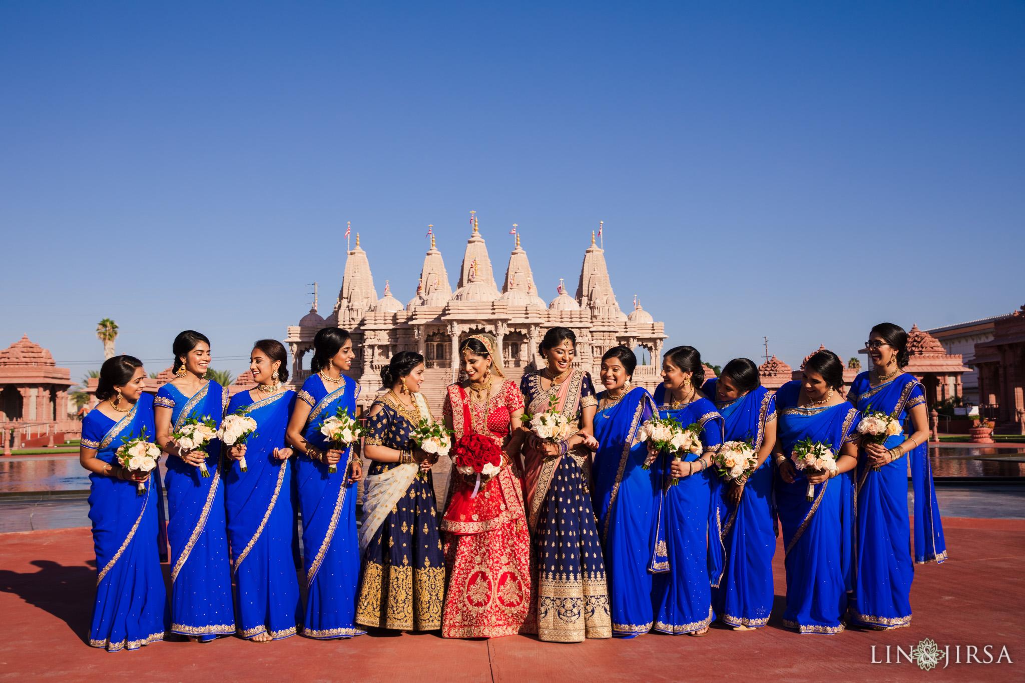 067 BAPS Swaminarayan Sanstha Chino Hills Indian Wedding Photography