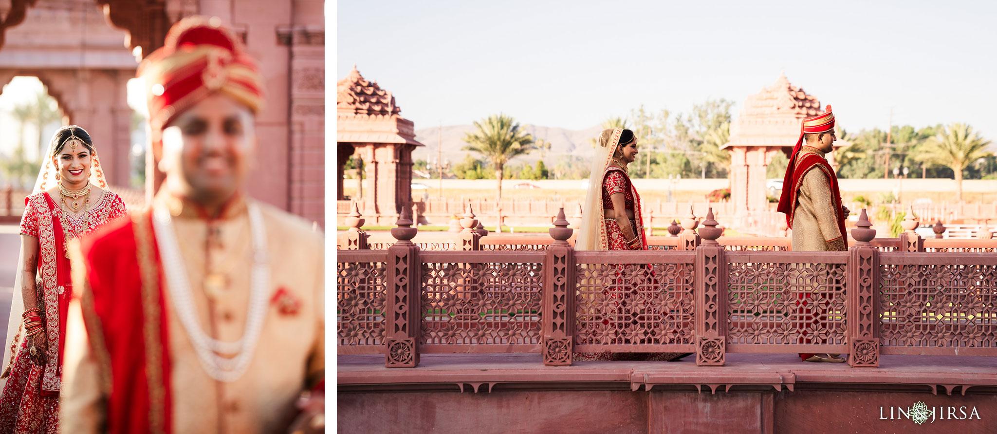 071 BAPS Swaminarayan Mandir Chino Hills Indian Wedding Photography