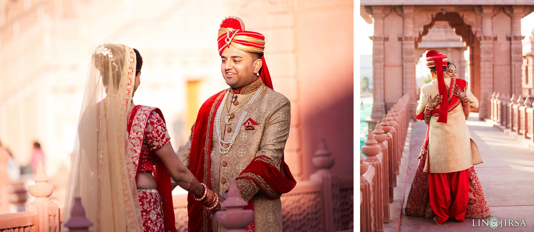 072 BAPS Swaminarayan Sanstha Chino Hills Indian Wedding Photography