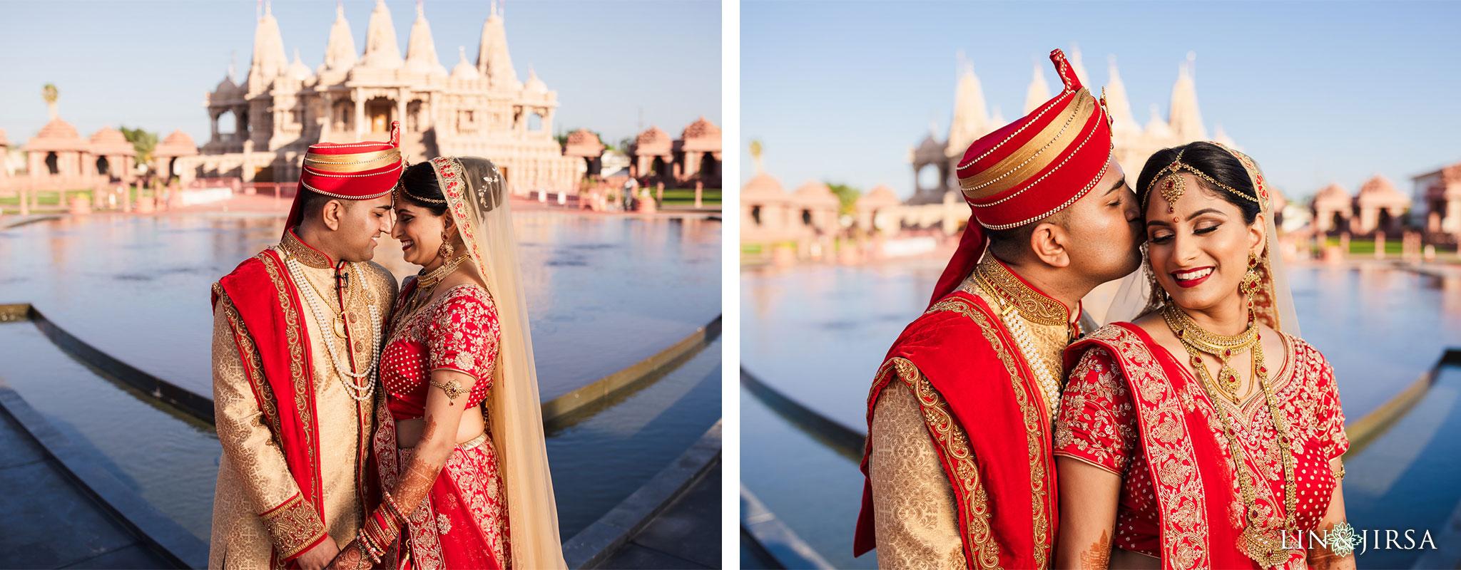 075 Swaminarayan Mandir Los Angeles County Indian Wedding Photography