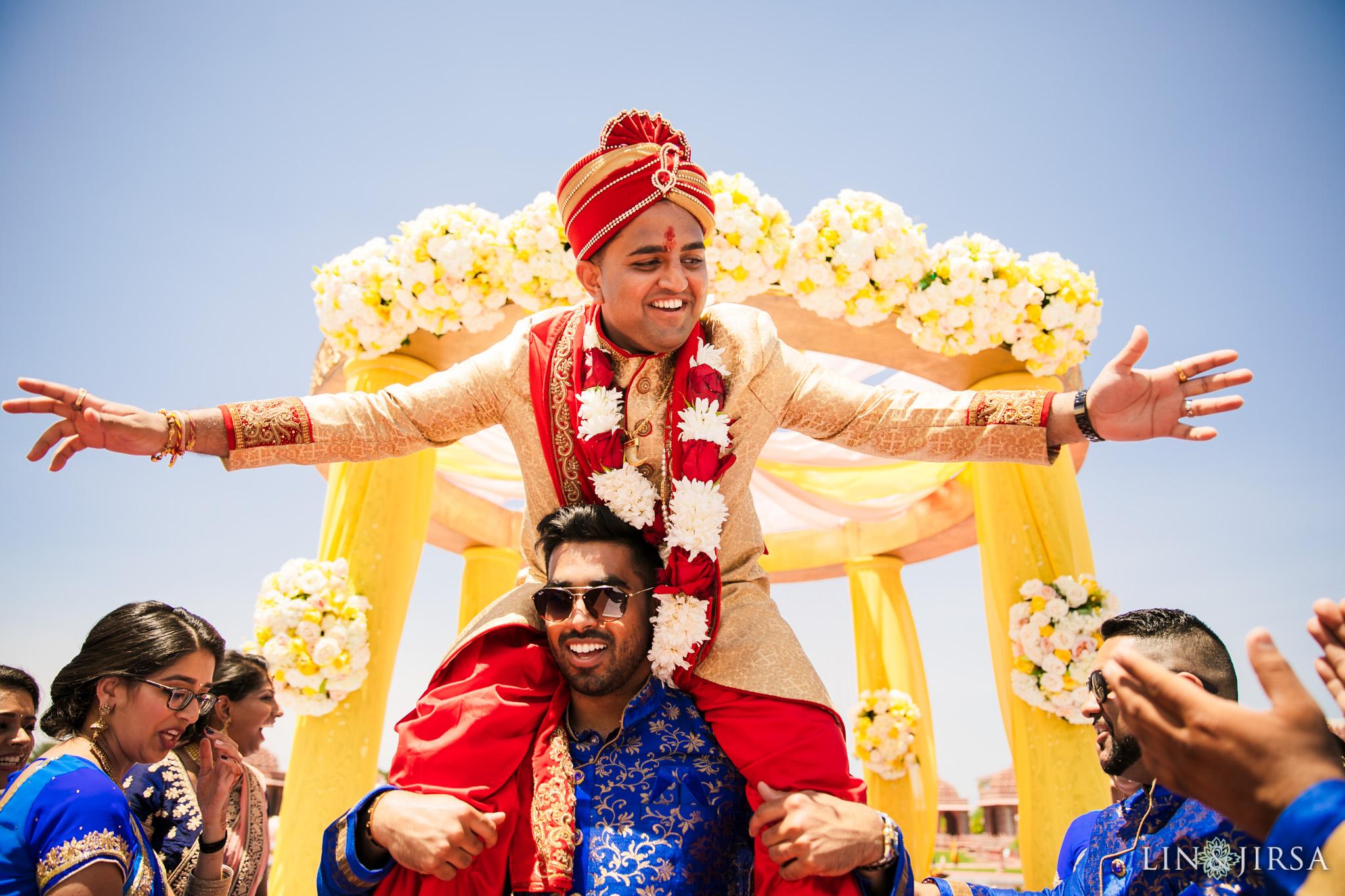 091 BAPS Swaminarayan Sanstha Chino Hills Indian Wedding Photography