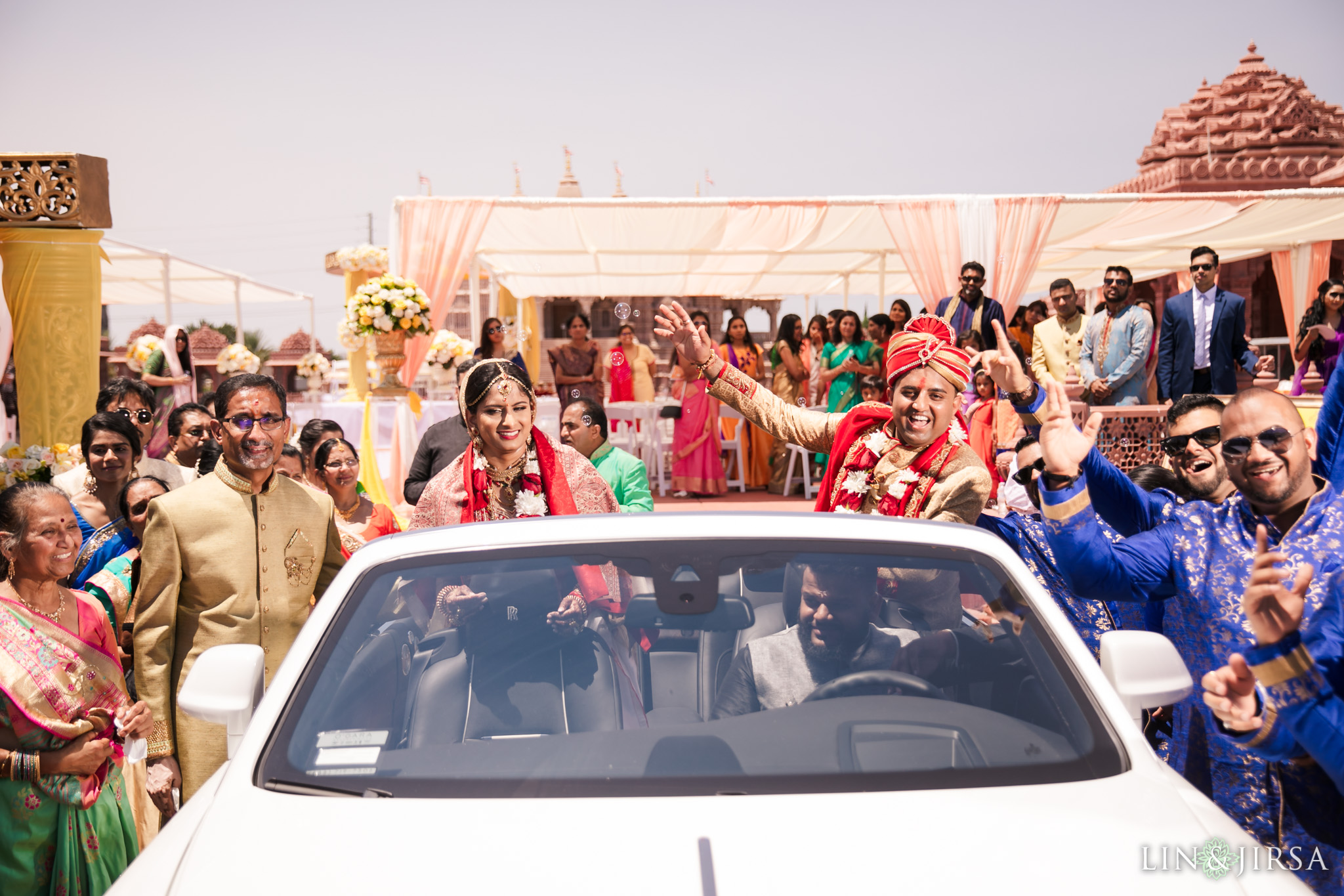 093 BAPS Swaminarayan Sanstha Chino Hills Indian Wedding Photography