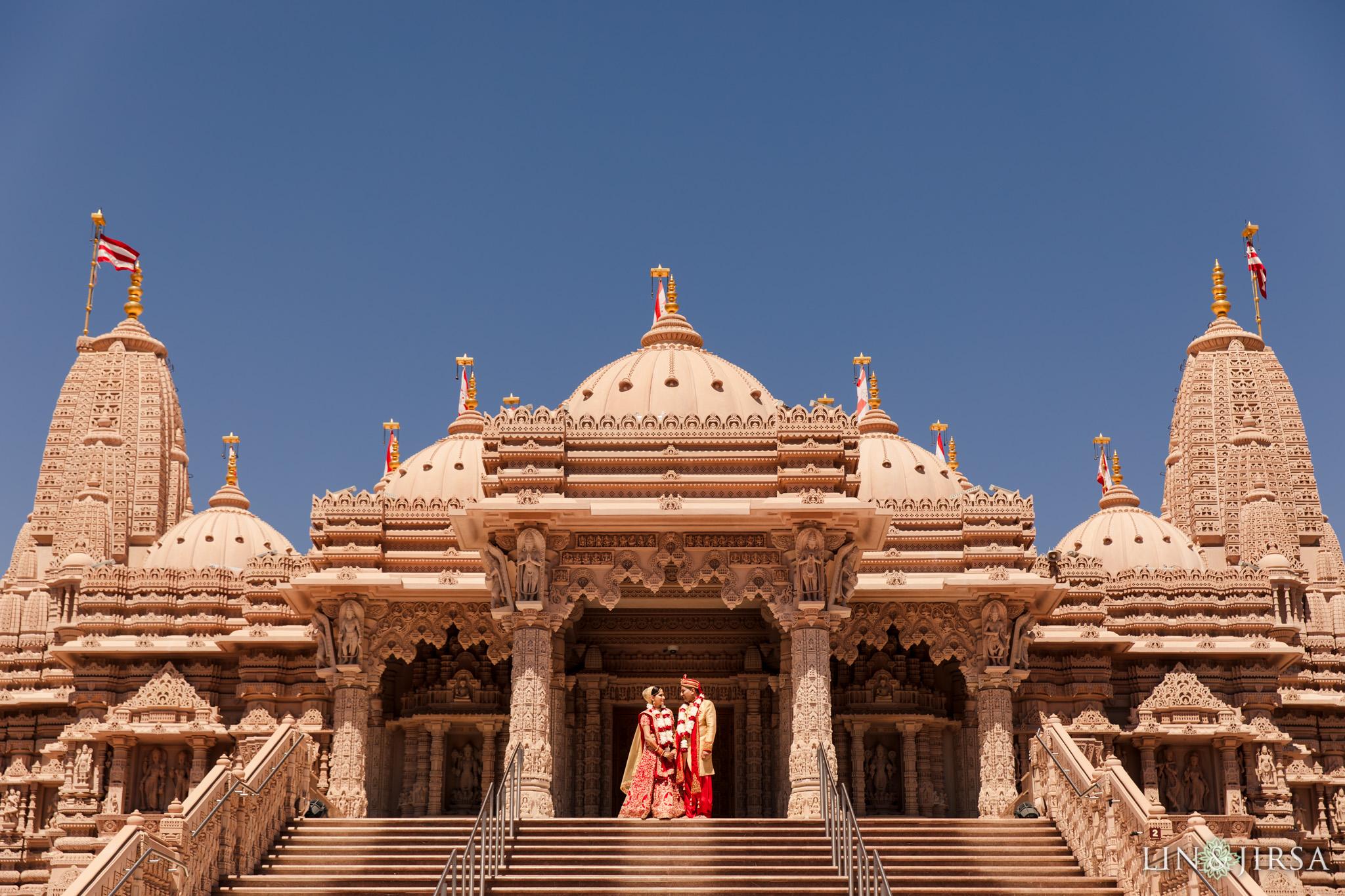 094 Shri Swaminarayan Mandir Chino Hills Indian Wedding Photography