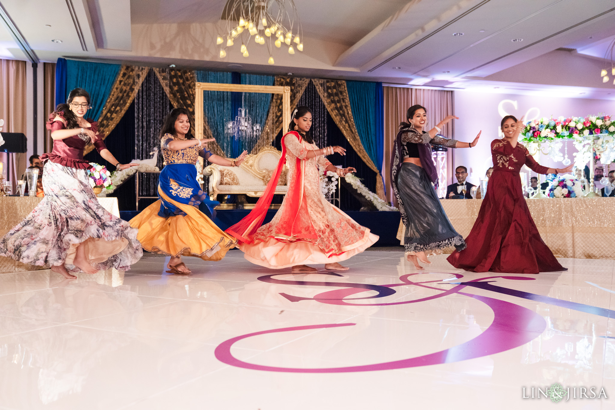 106 Pacific Palms Resort Los Angeles County Indian Wedding Photography