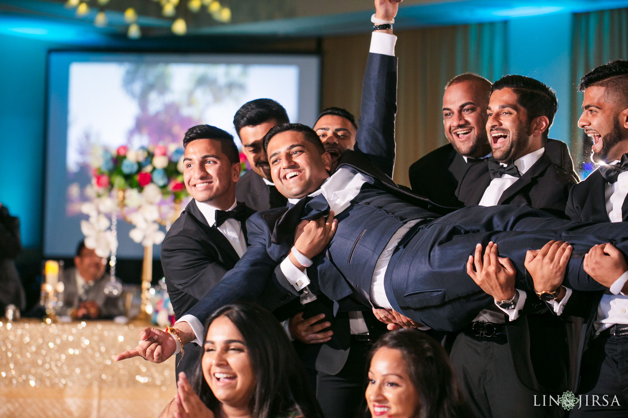 109 Pacific Palms Resort Los Angeles County Indian Wedding Photography