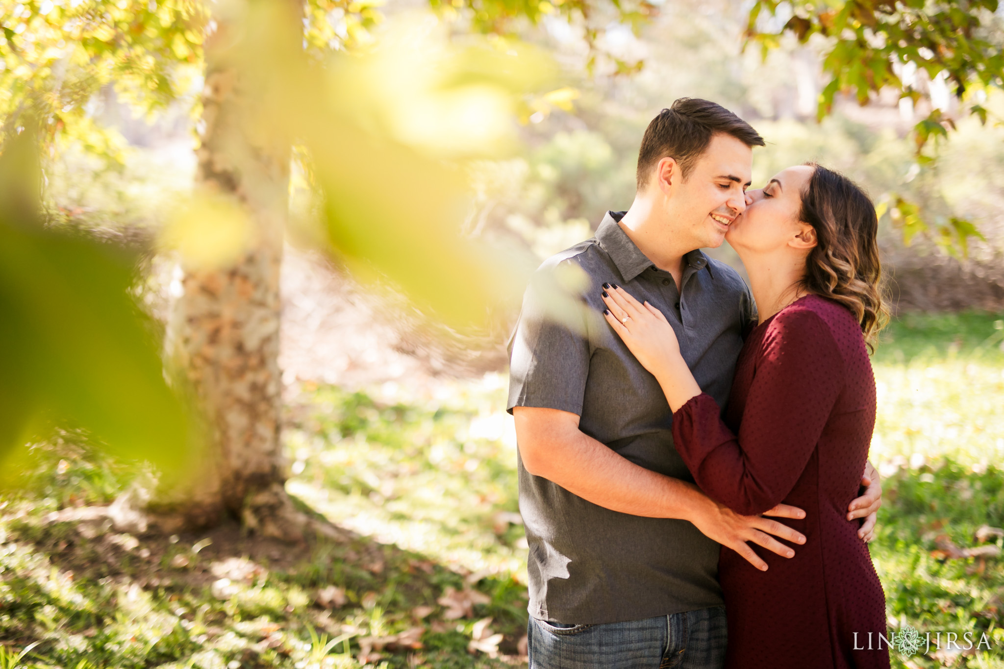 003 cedar grove park orange county engagement photography