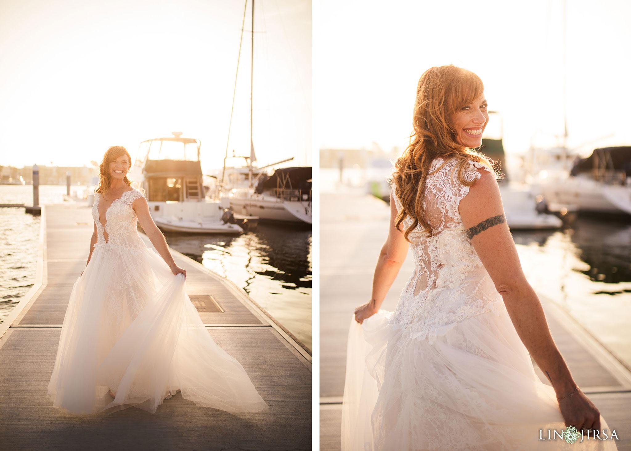 007 marina del rey hotel wedding photography