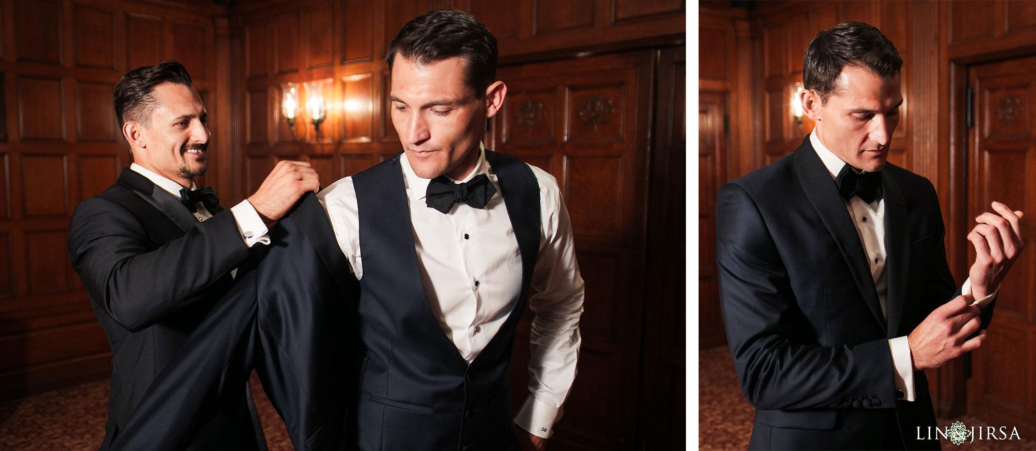 007 millennium biltmore hotel los angeles wedding photography