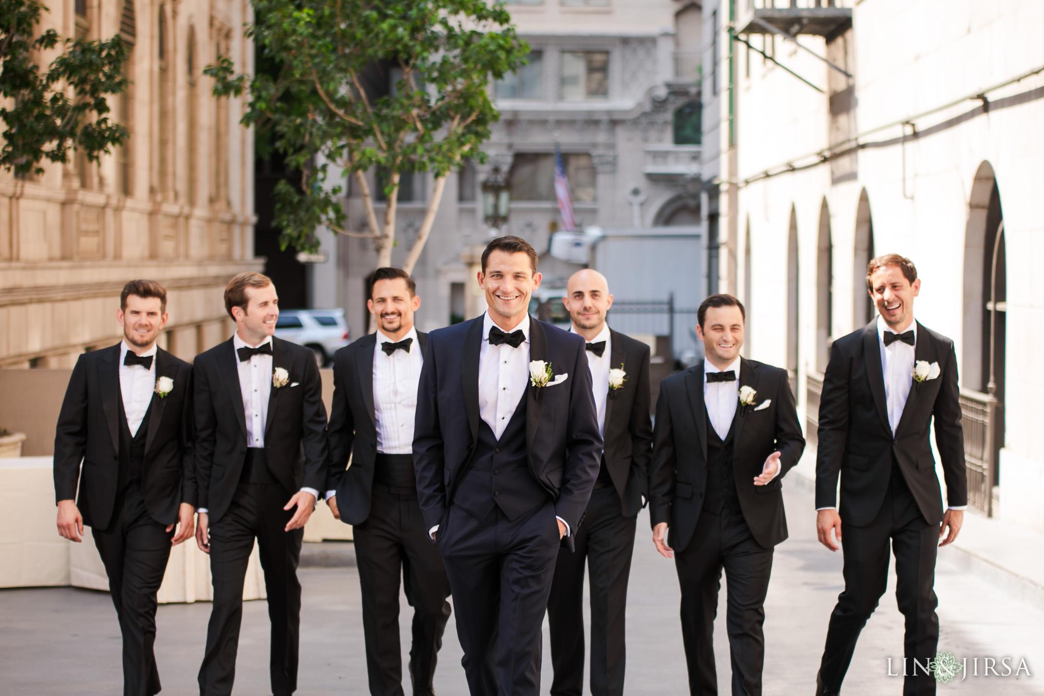 008 millennium biltmore hotel los angeles wedding photography