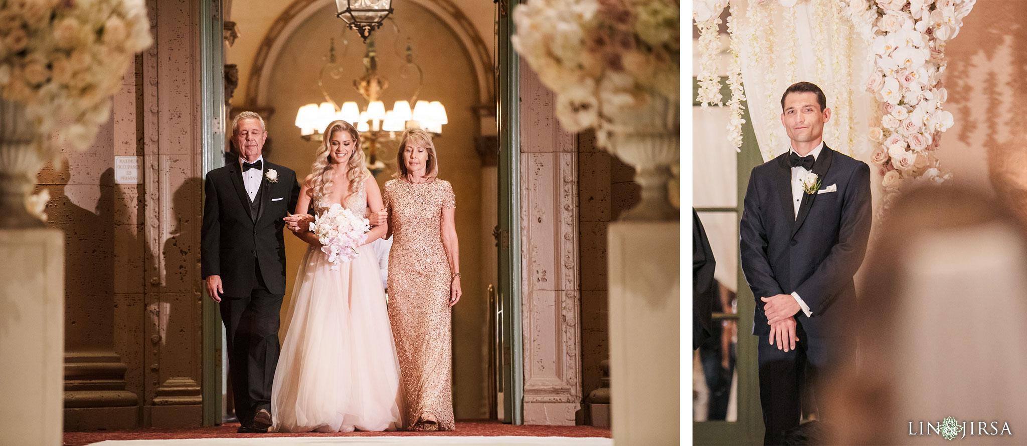 011 millennium biltmore hotel los angeles wedding photography