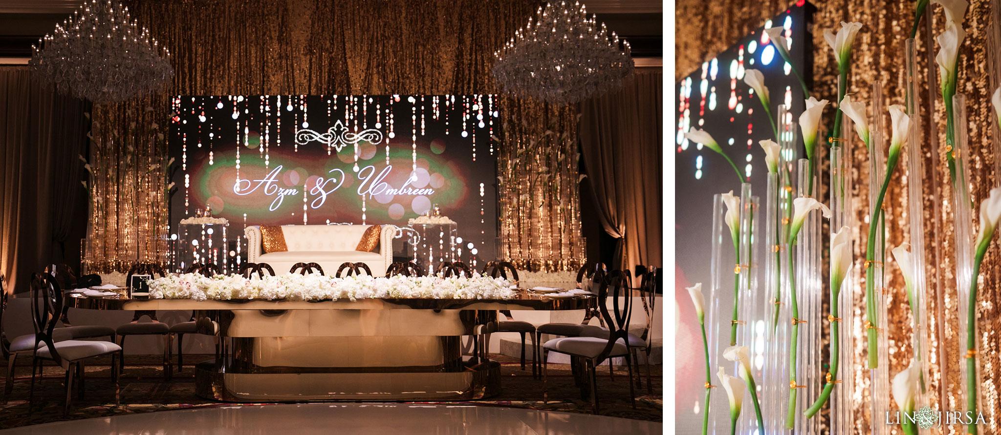 014 four seasons westlake village wedding reception valima photography