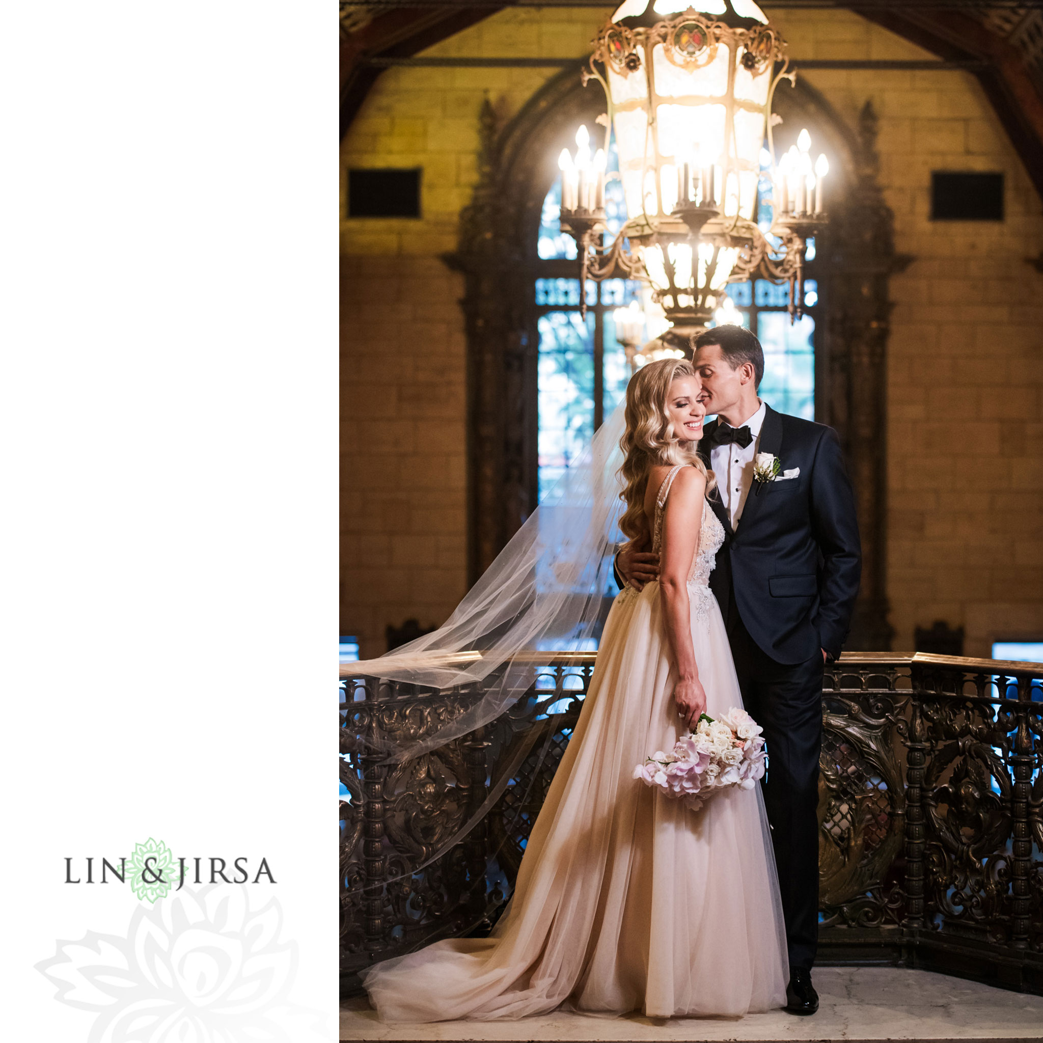 017 millennium biltmore hotel los angeles wedding photography
