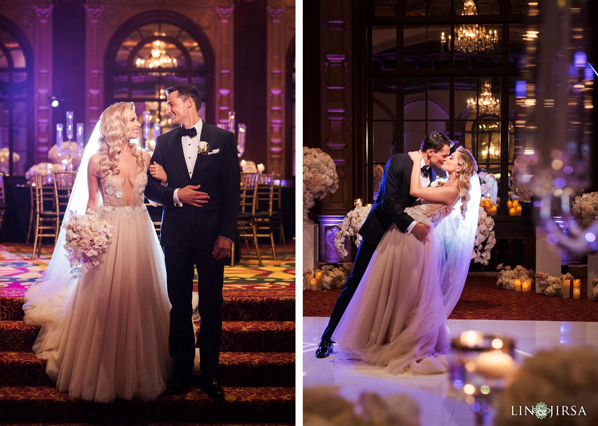 021 millennium biltmore hotel los angeles wedding photography