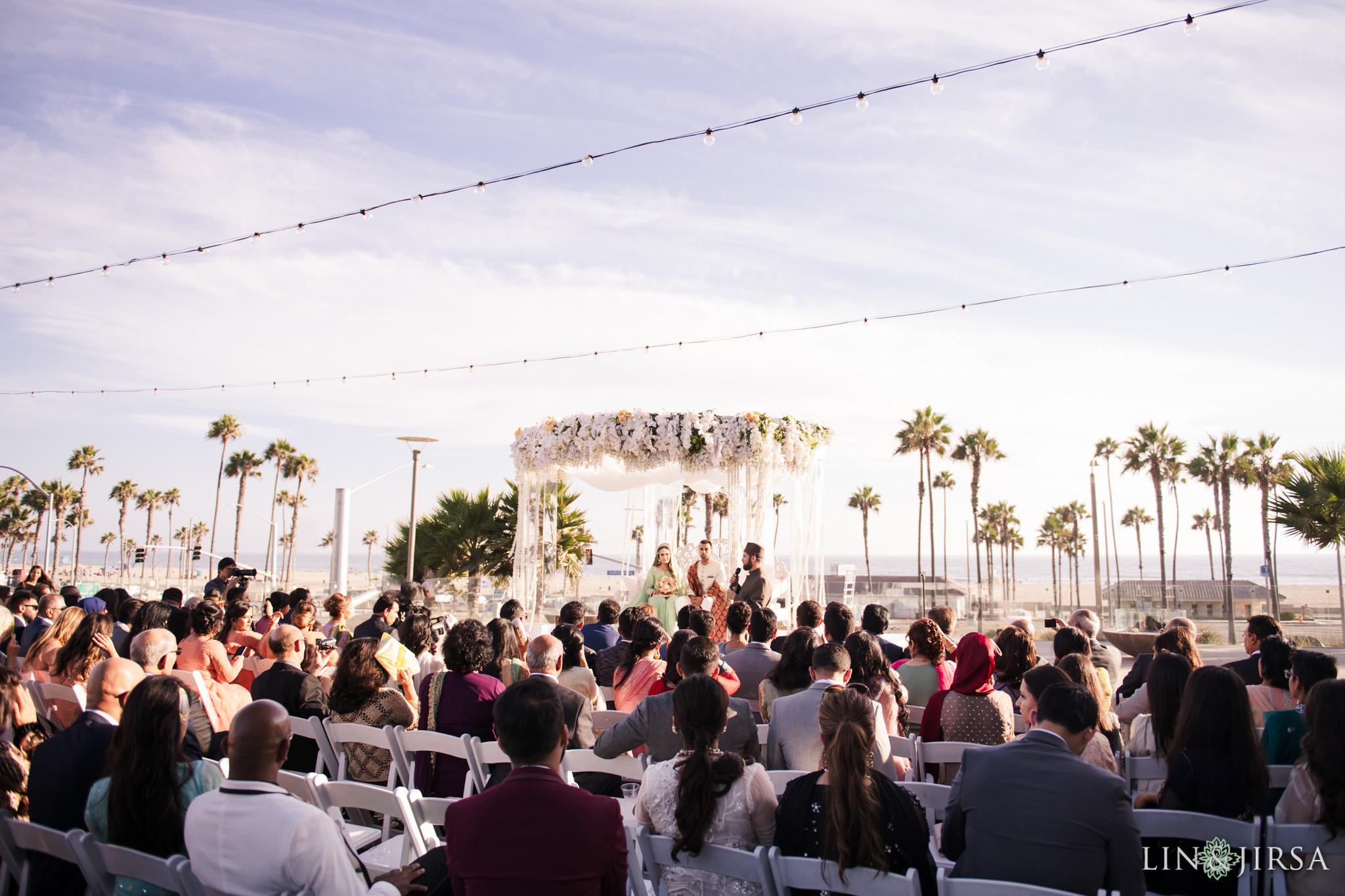 021 pasea hotel huntington beach pakistani muslim wedding ceremony photography
