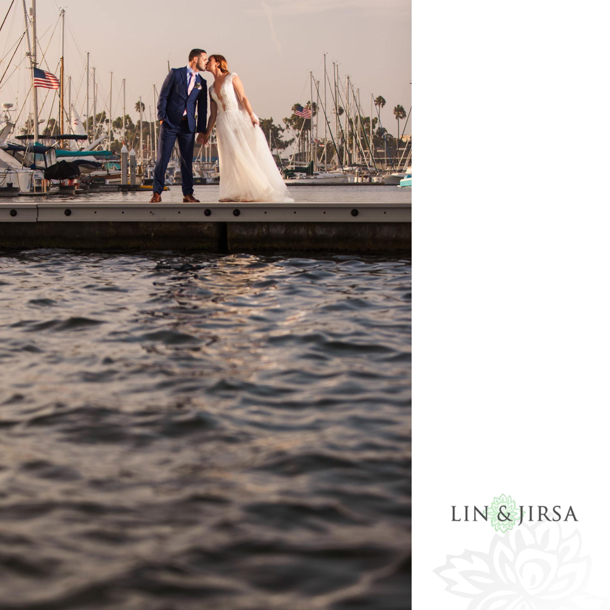 022 marina del rey hotel wedding photography