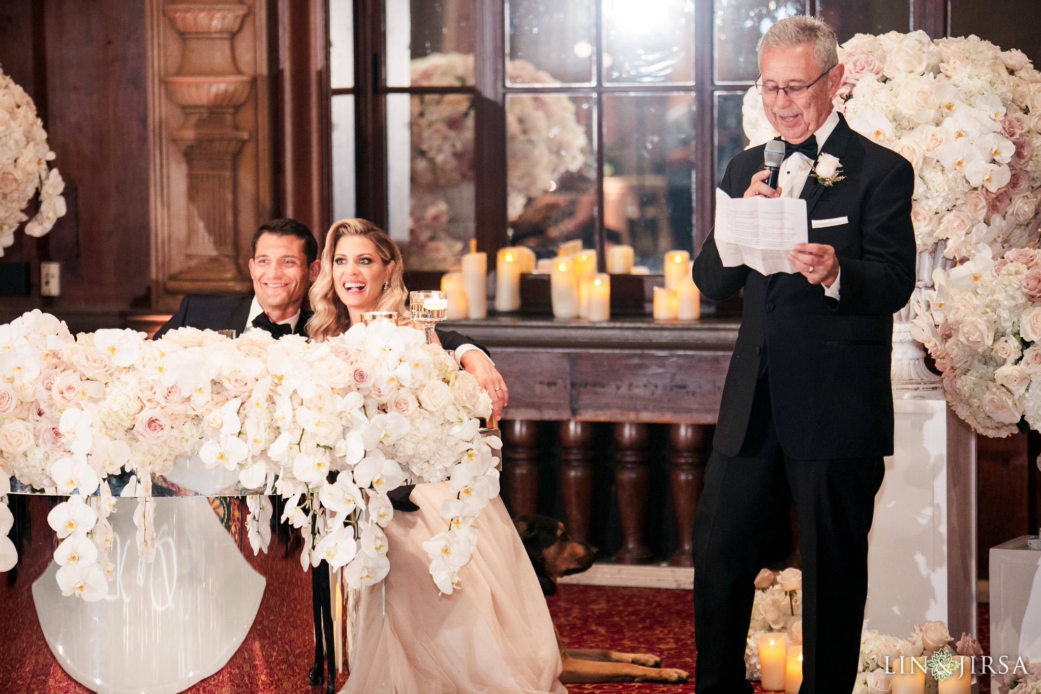 022 millennium biltmore hotel los angeles wedding photography