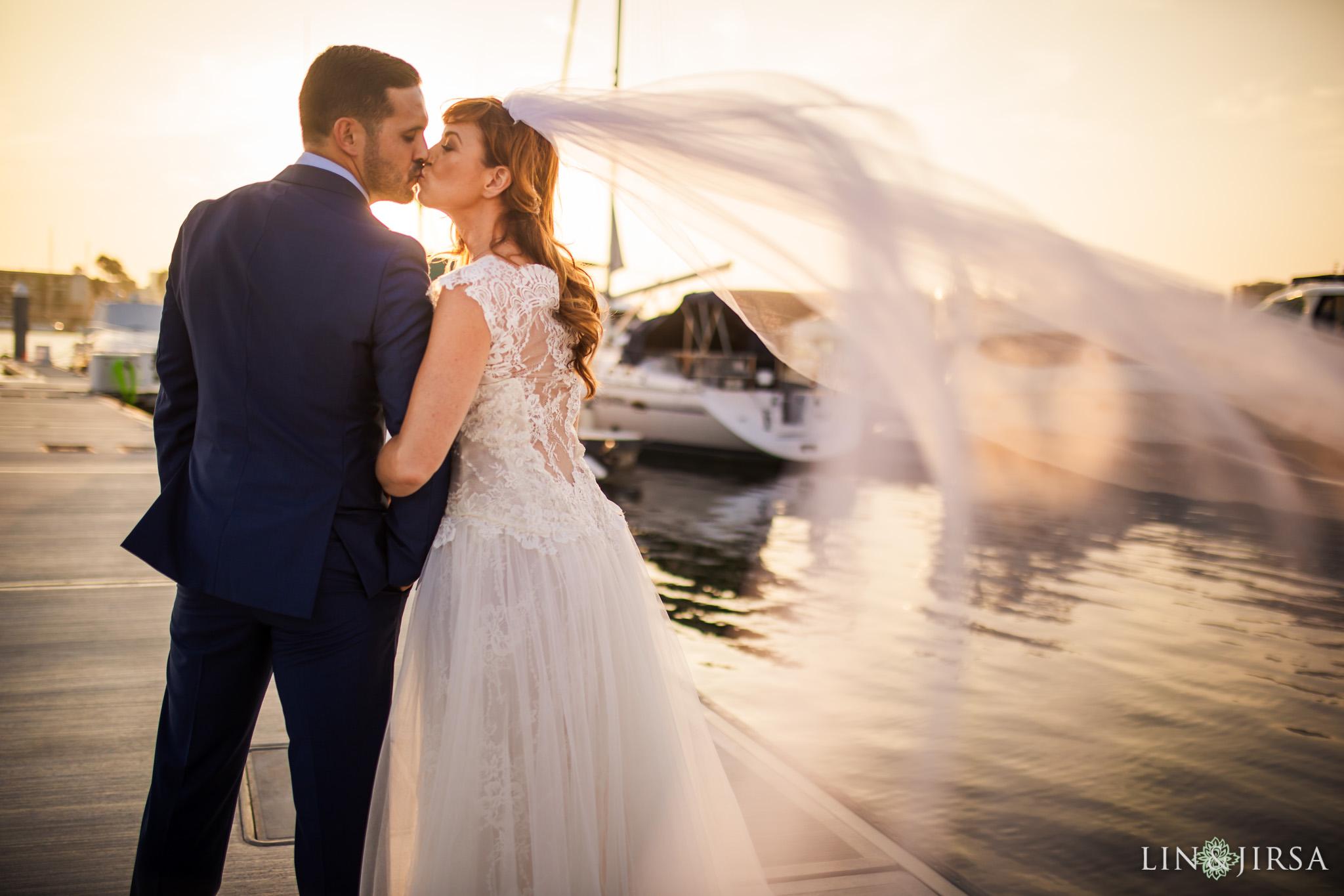 024 marina del rey hotel wedding photography