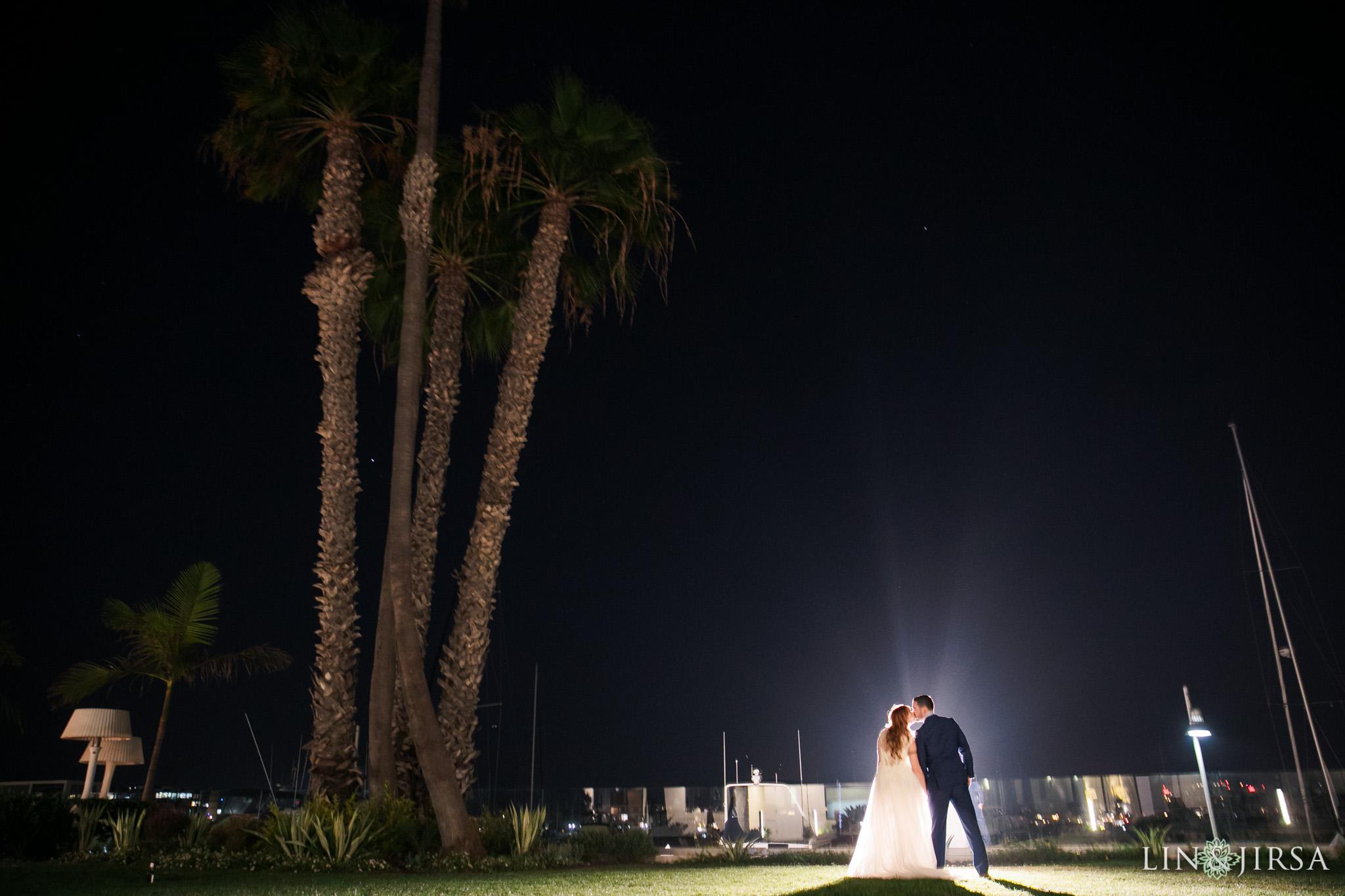 032 marina del rey hotel wedding photography