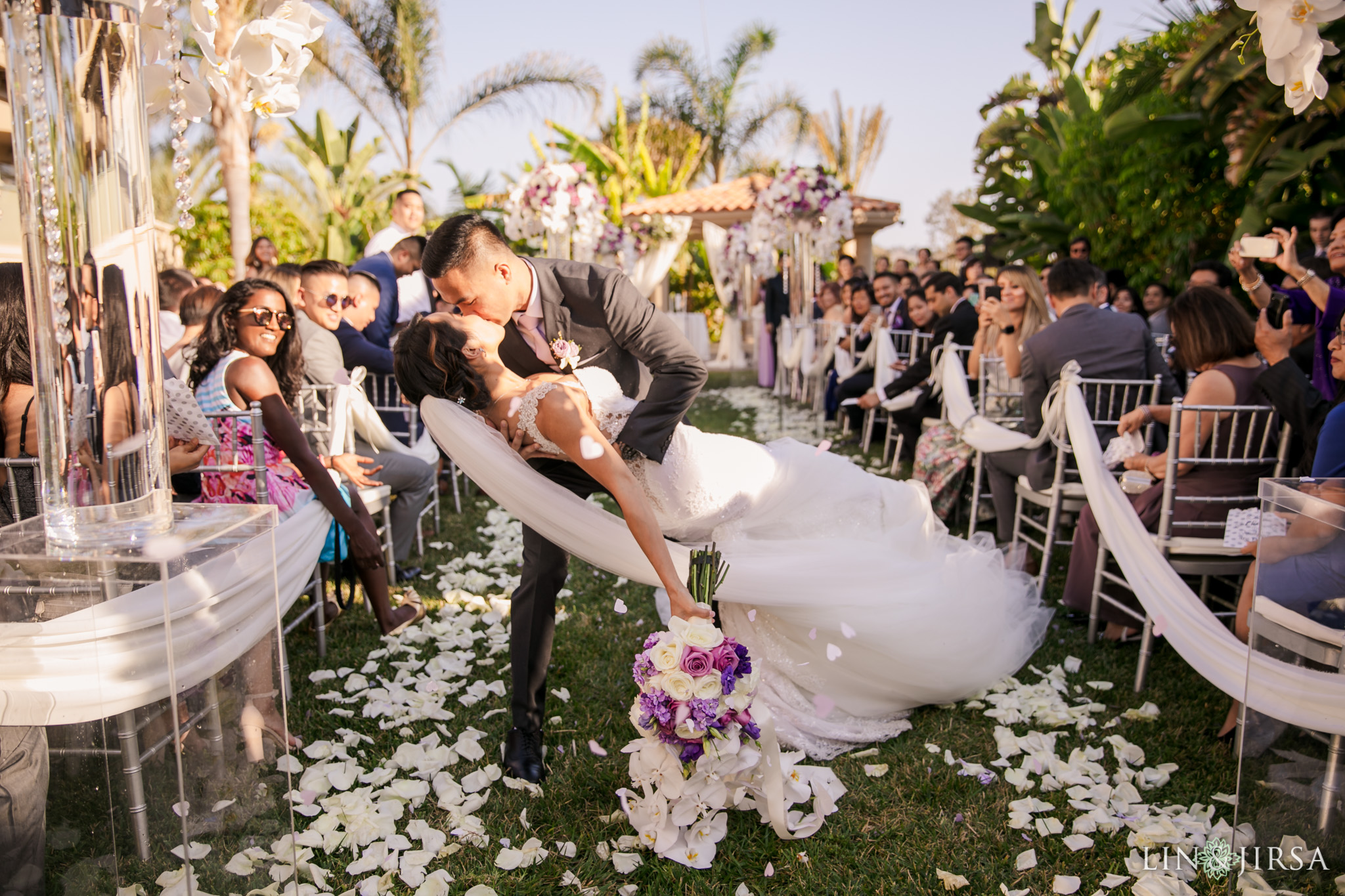 034 il palazzo mansion san clemente wedding photography