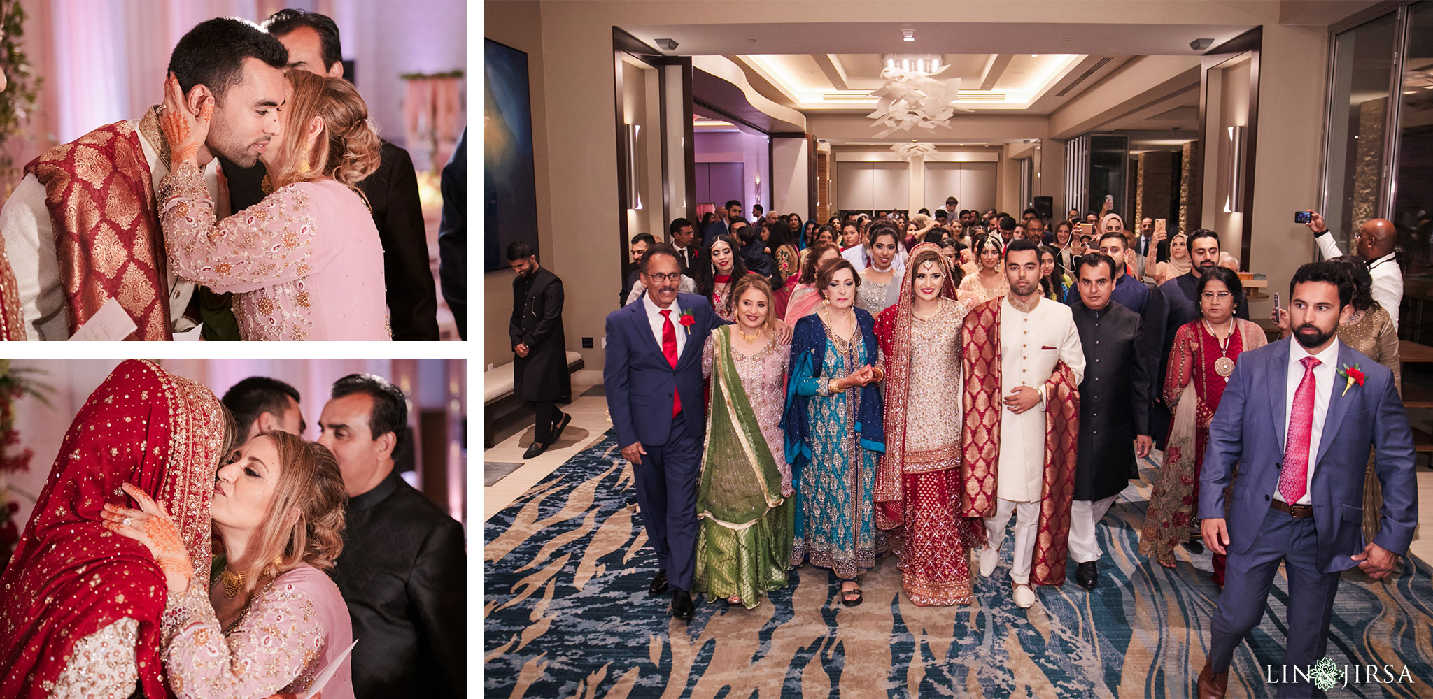 037 pasea hotel huntington beach pakistani rukhsati wedding photography