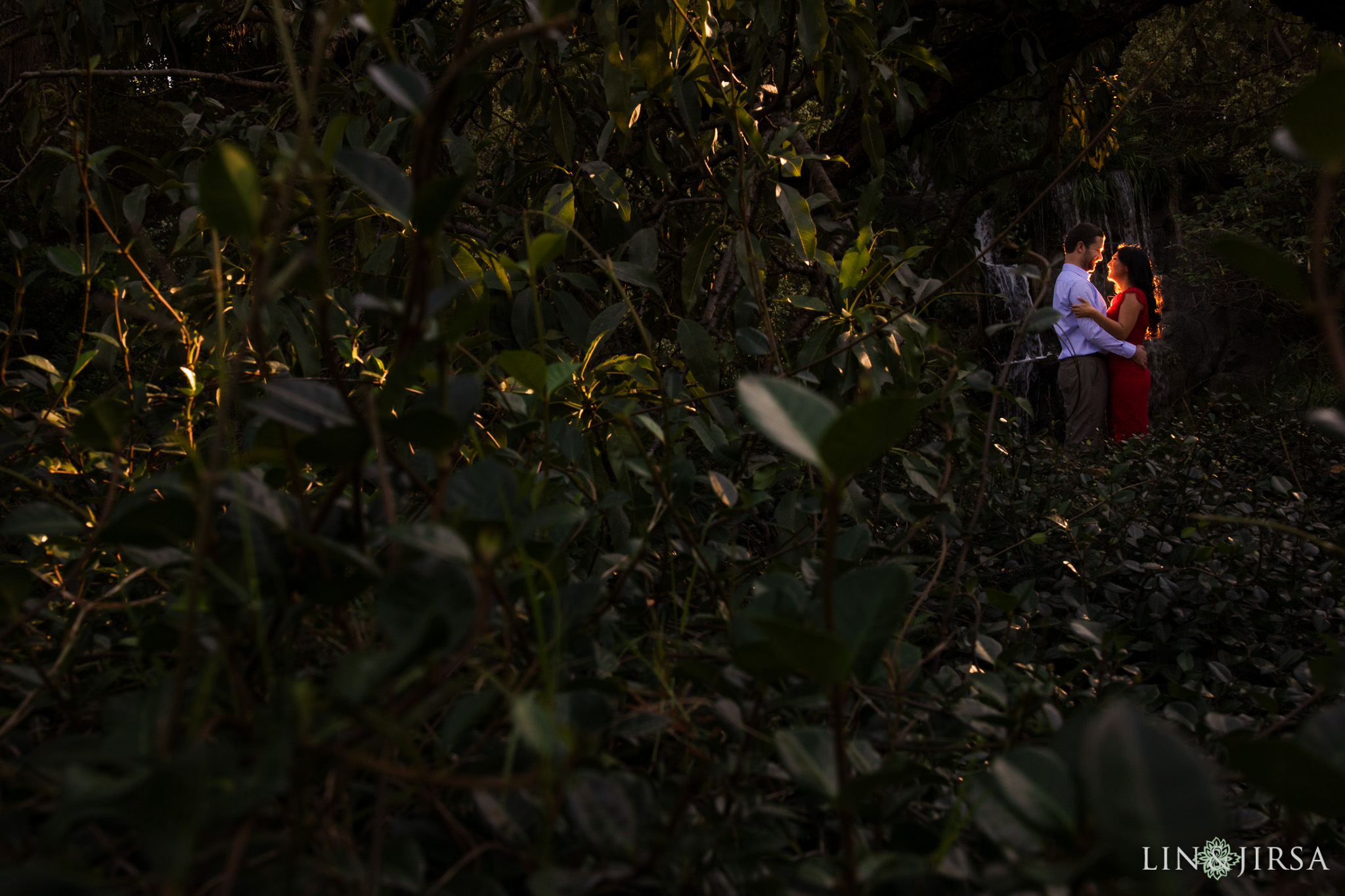 04 los angeles arboretum engagement photography