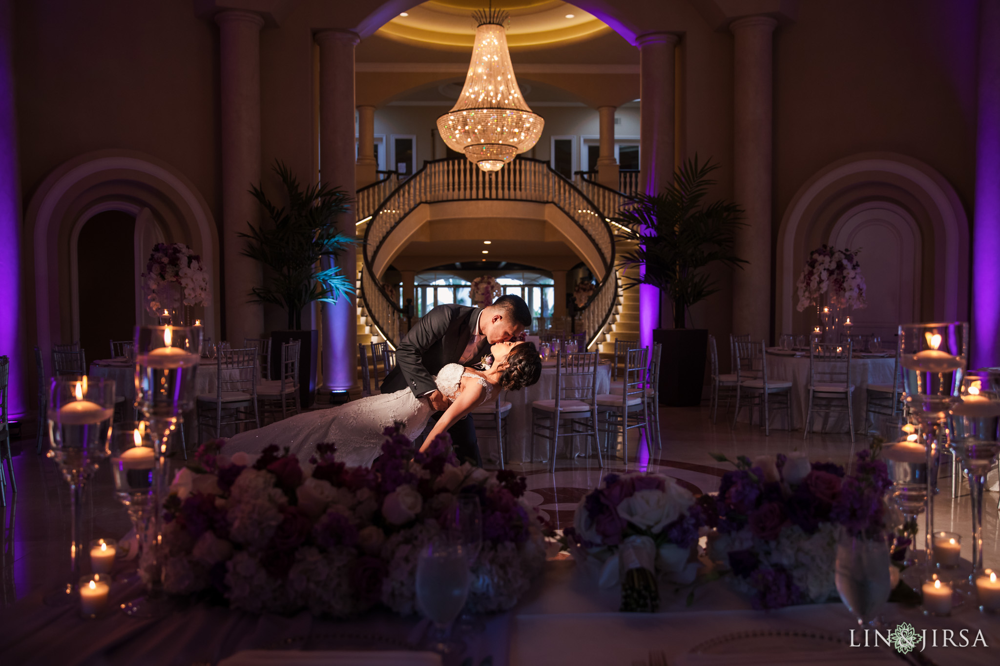 042 il palazzo mansion san clemente wedding photography