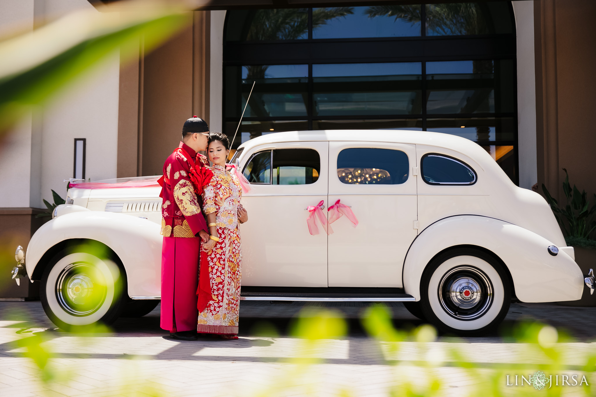06 The Waterfront Beach Resort Huntington Beach Wedding Photography