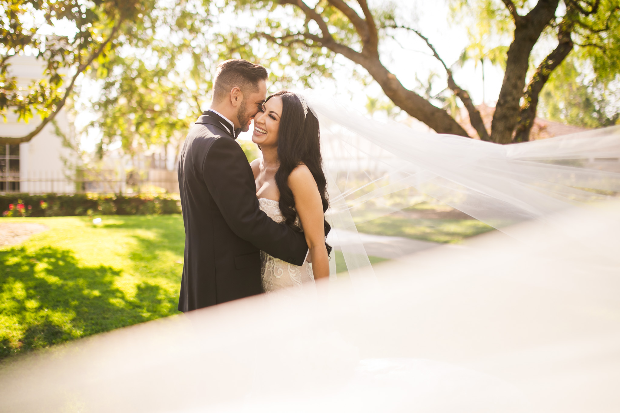 11 Richard Nixon Library Yorba Linda Wedding Photography