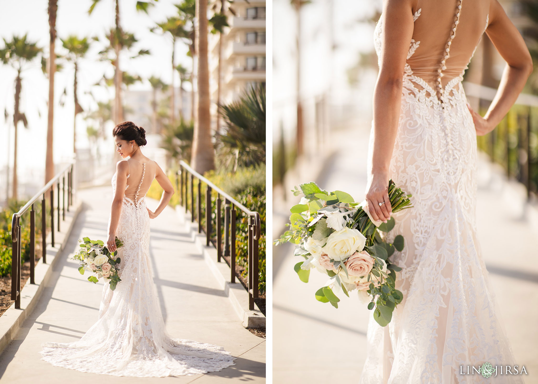 14 The Waterfront Beach Resort Huntington Beach Wedding Photography