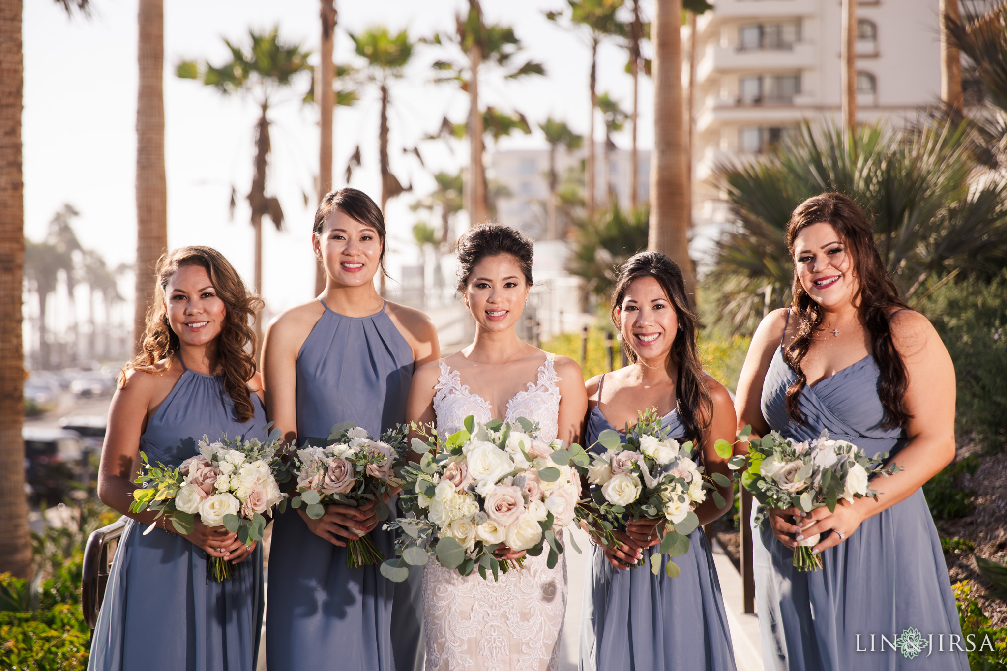 15 The Waterfront Beach Resort Huntington Beach Wedding Photography