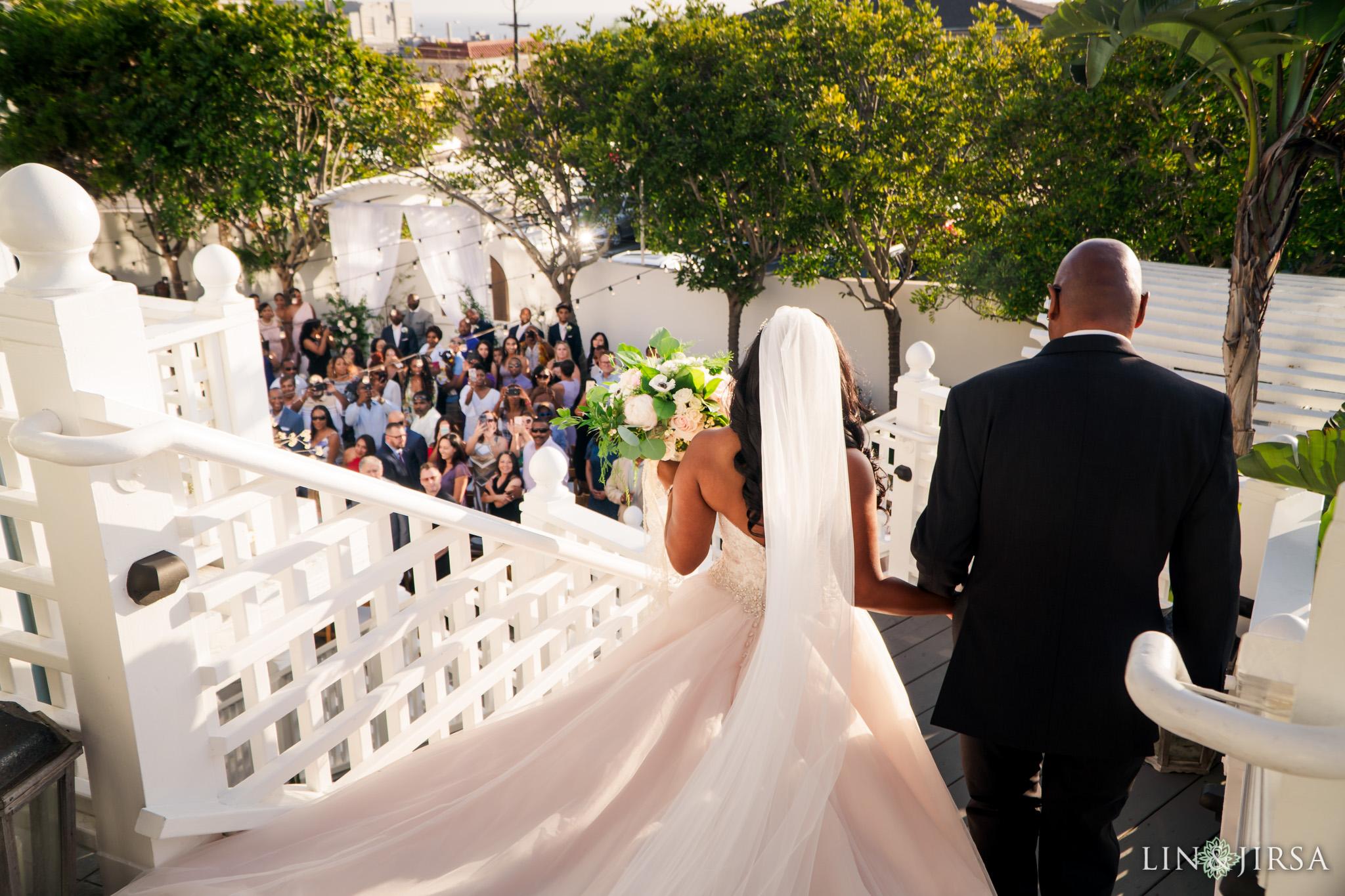 16 Verandas Beach House Manhattan Beach Wedding Photography