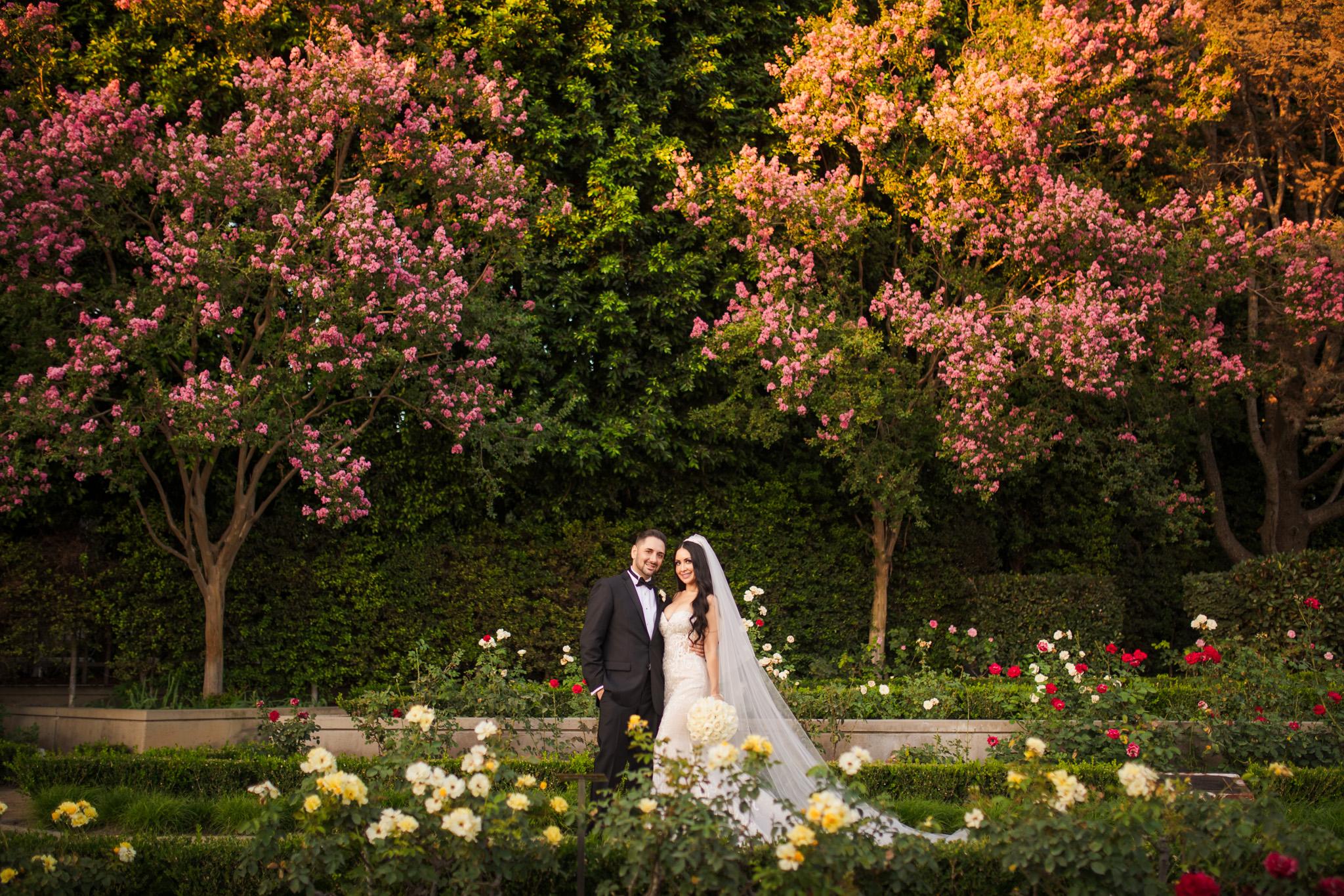22 Richard Nixon Library Yorba Linda Wedding Photography
