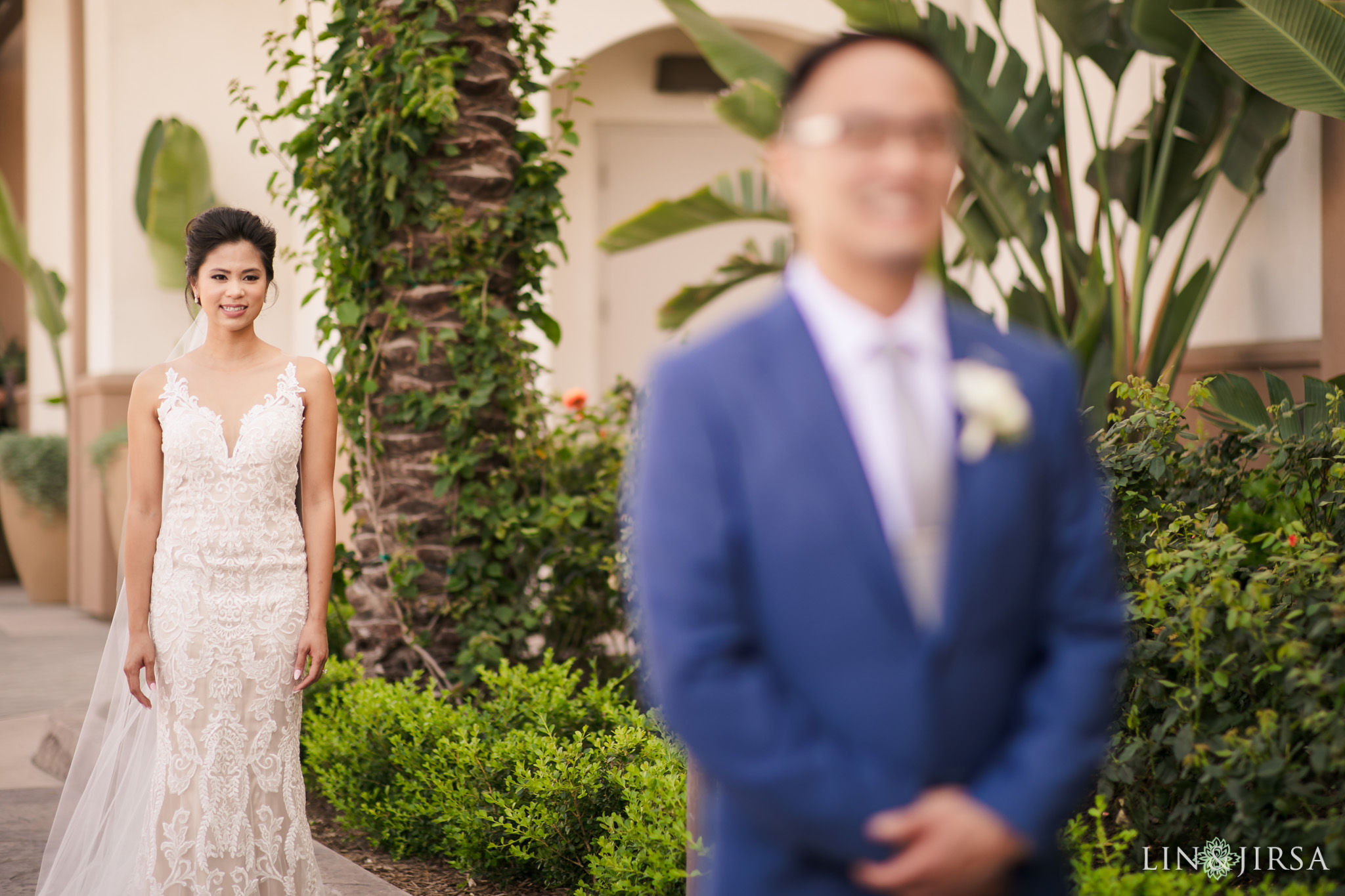 22 The Waterfront Beach Resort Huntington Beach Wedding Photography
