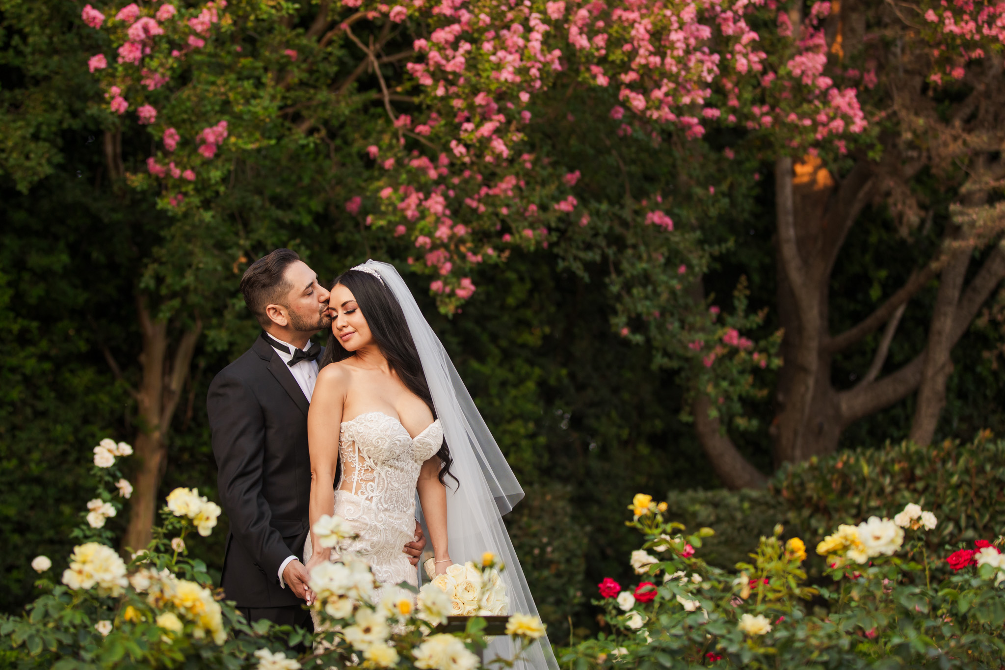 23 Richard Nixon Library Yorba Linda Wedding Photography