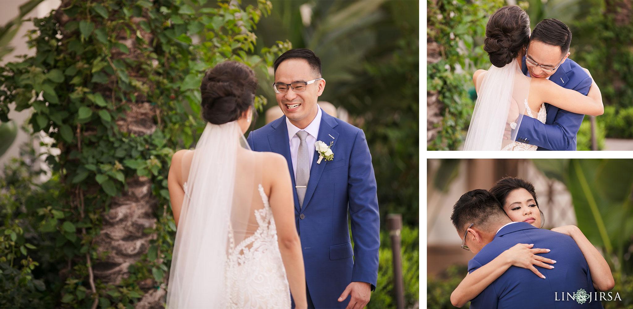 23 The Waterfront Beach Resort Huntington Beach Wedding Photography