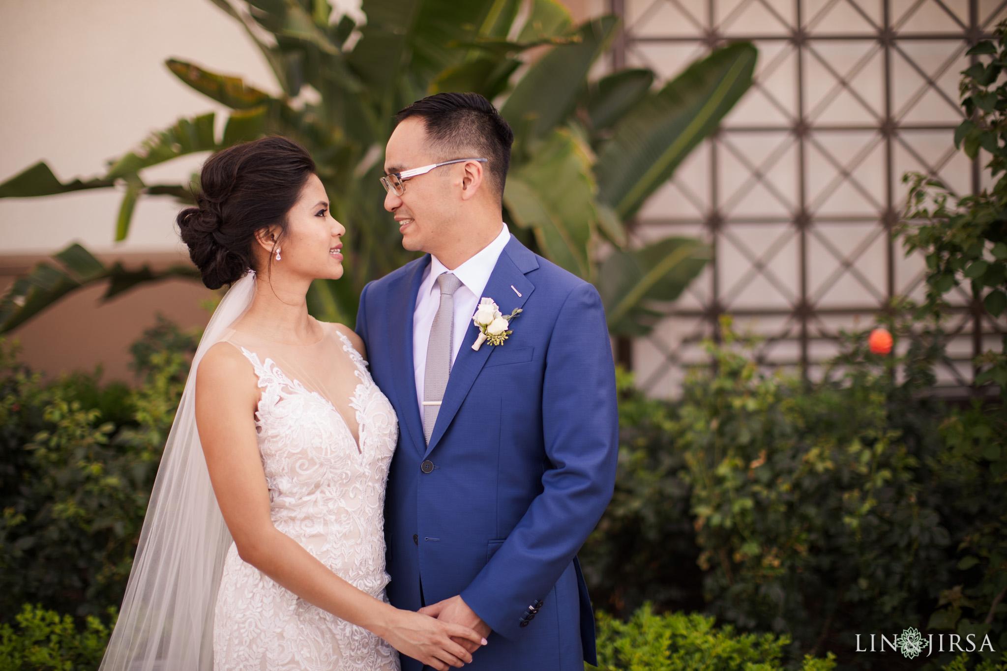 24 The Waterfront Beach Resort Huntington Beach Wedding Photography
