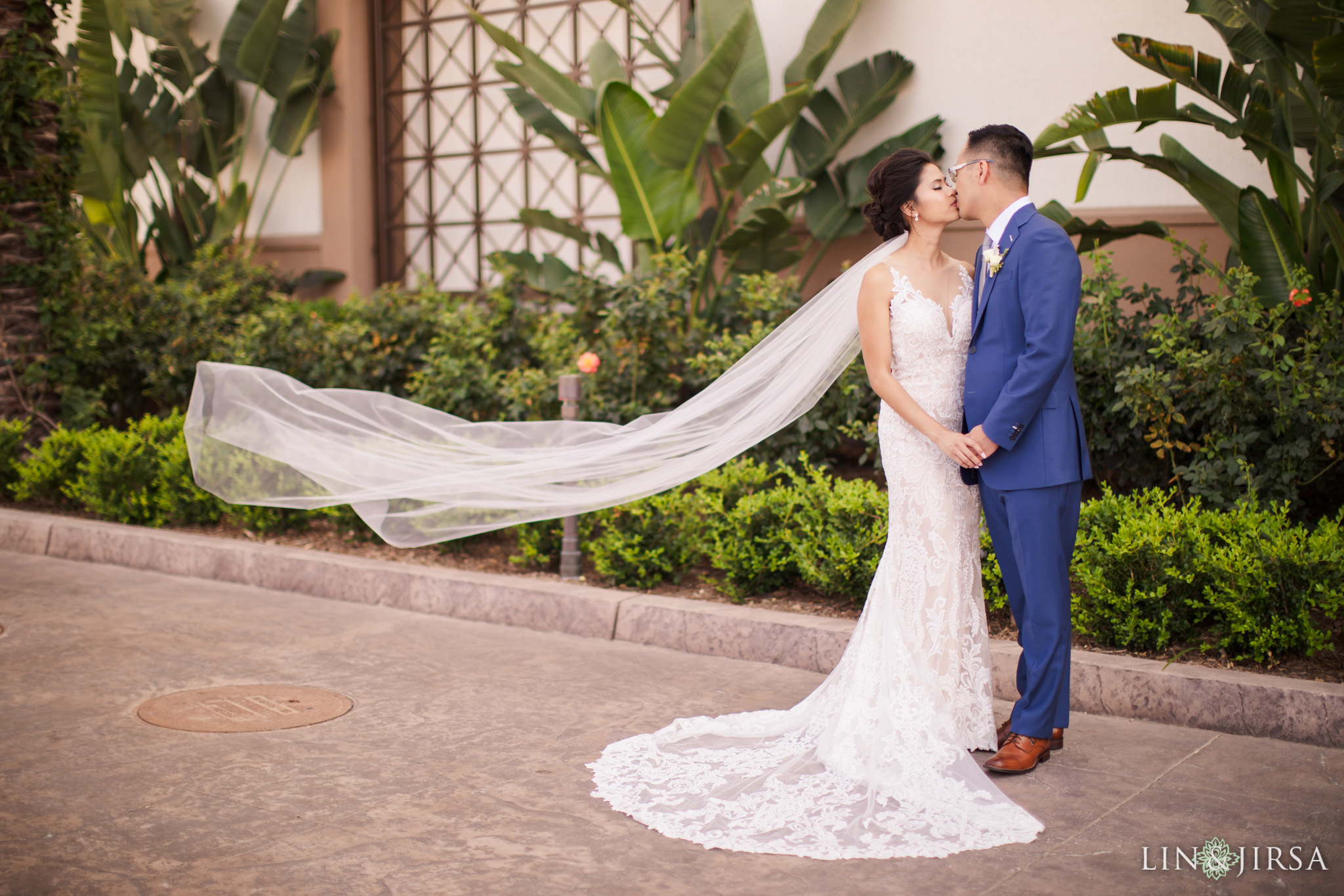 25 The Waterfront Beach Resort Huntington Beach Wedding Photography