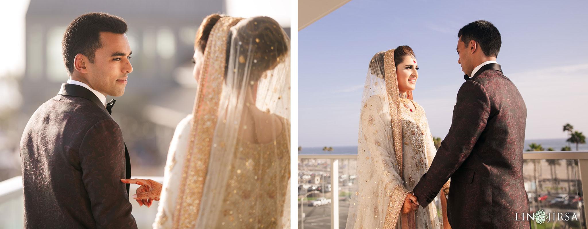 3 pasea hotel huntington beach pakistani valima reception photography