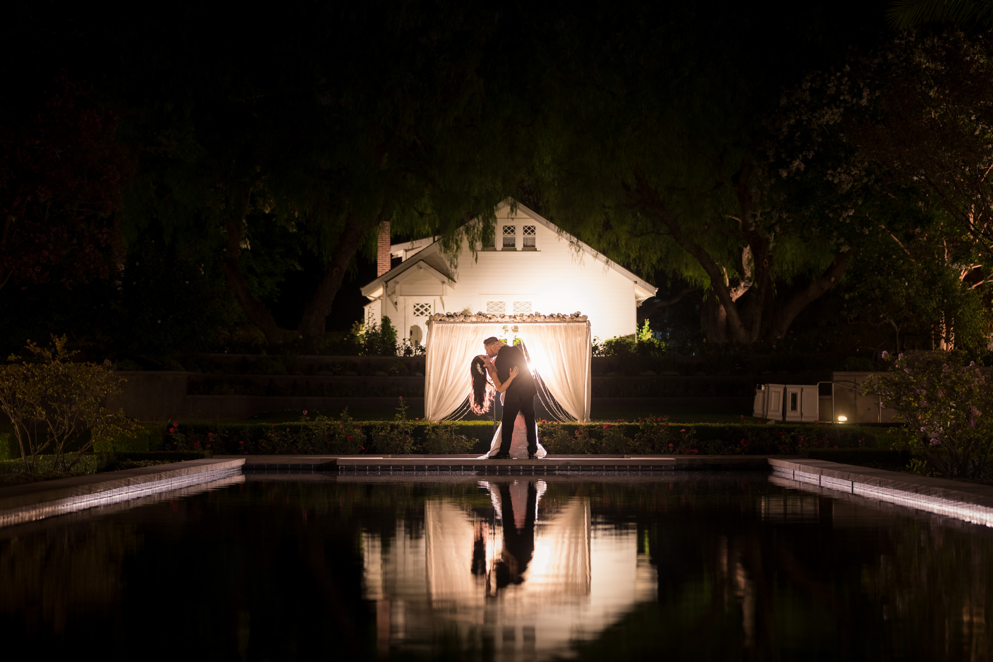 34 Richard Nixon Library Yorba Linda Wedding Photography