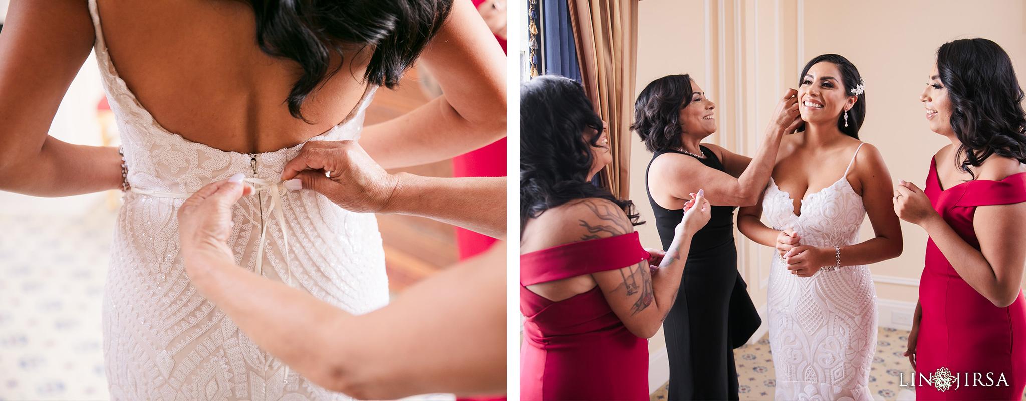 0025 Alexandria Ballroom Los Angeles County Wedding Photography