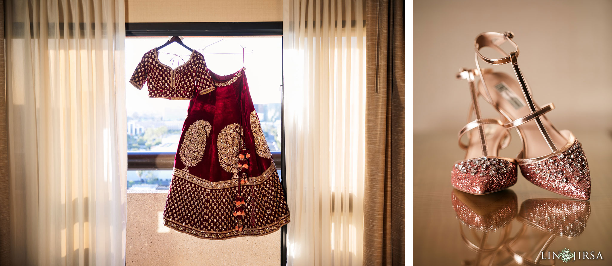 znc hotel irvine orange county indian wedding photograpy